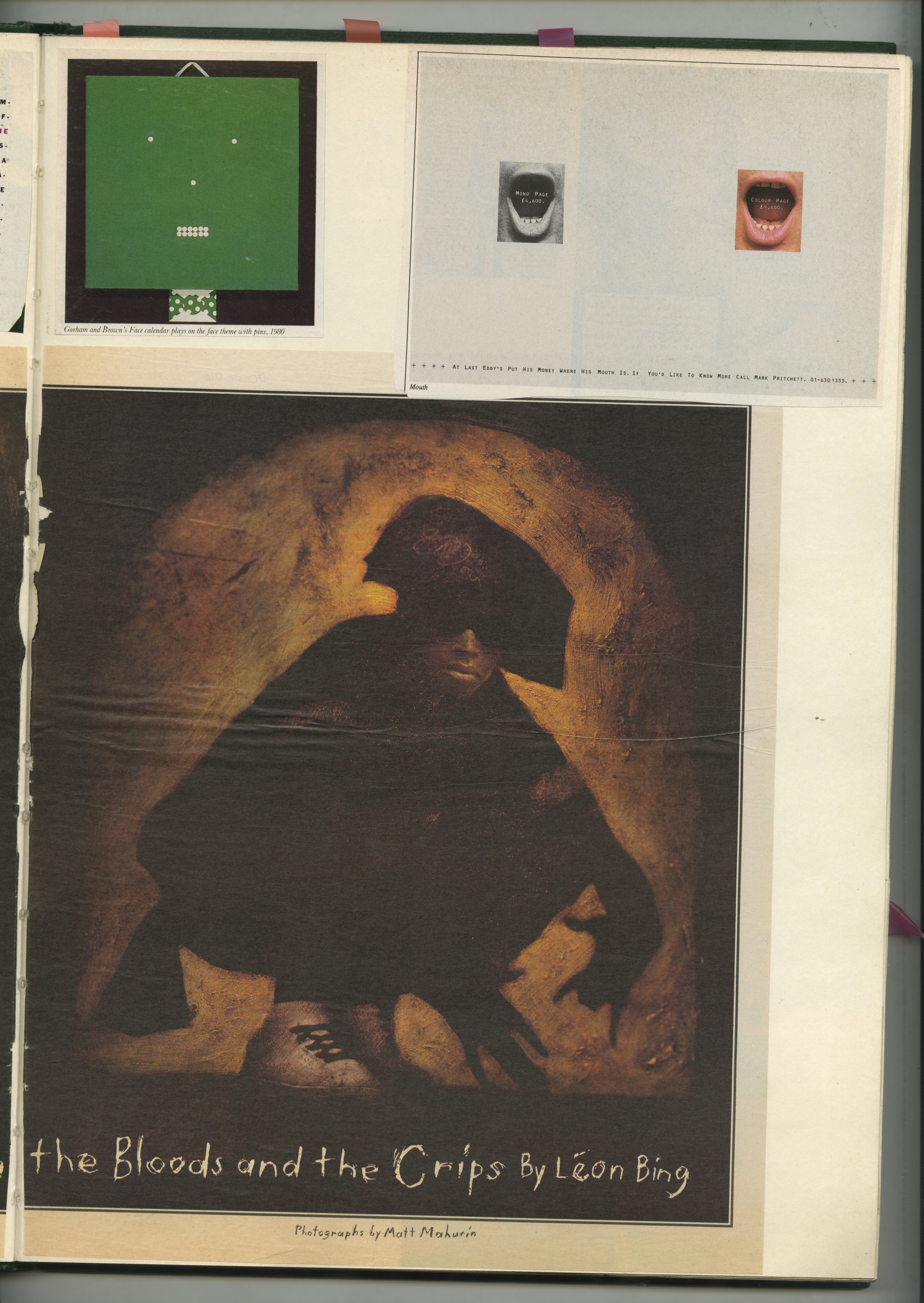 14. GREEN BOOKS: 'Type'