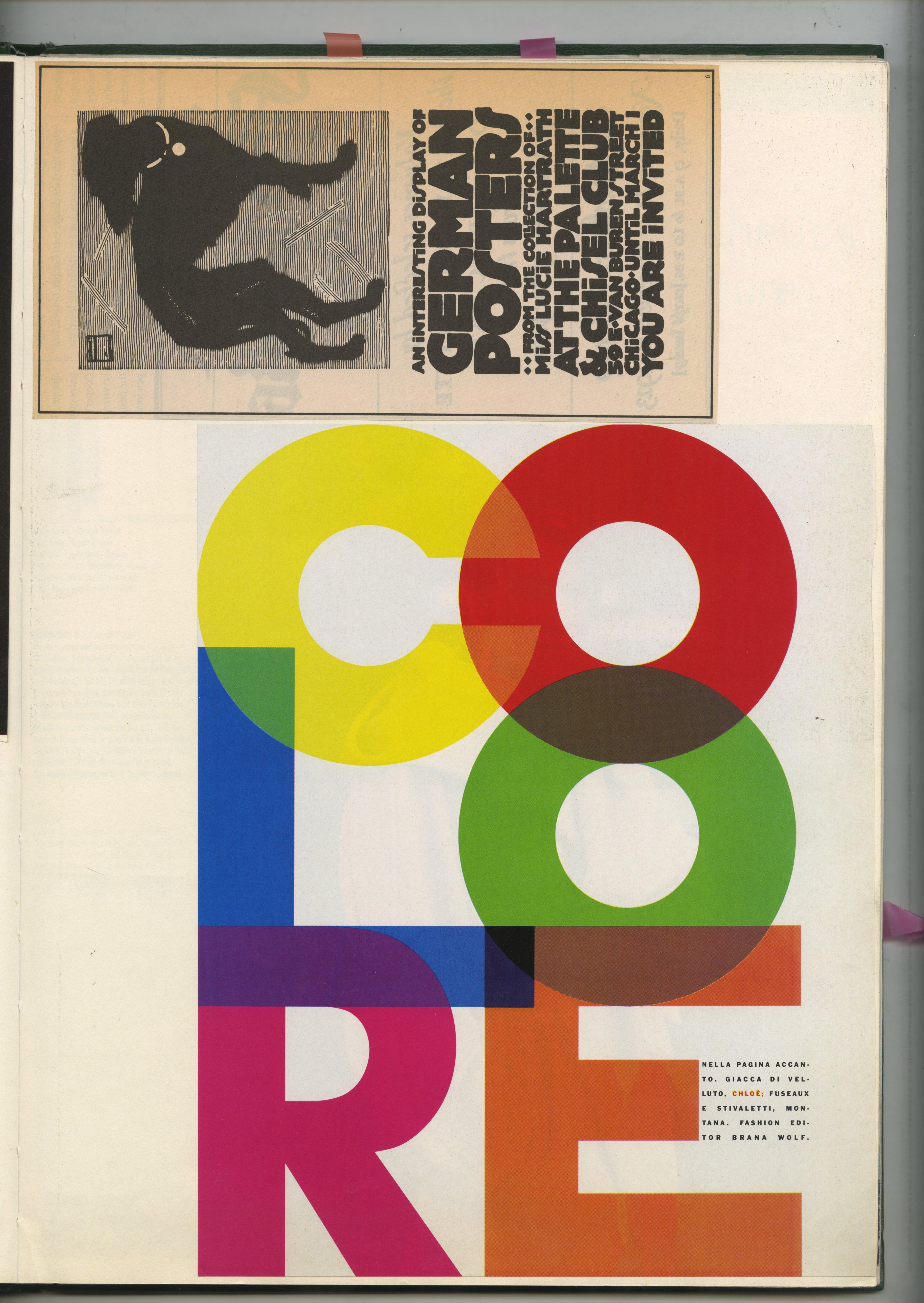 35. GREEN BOOKS: 'Type'