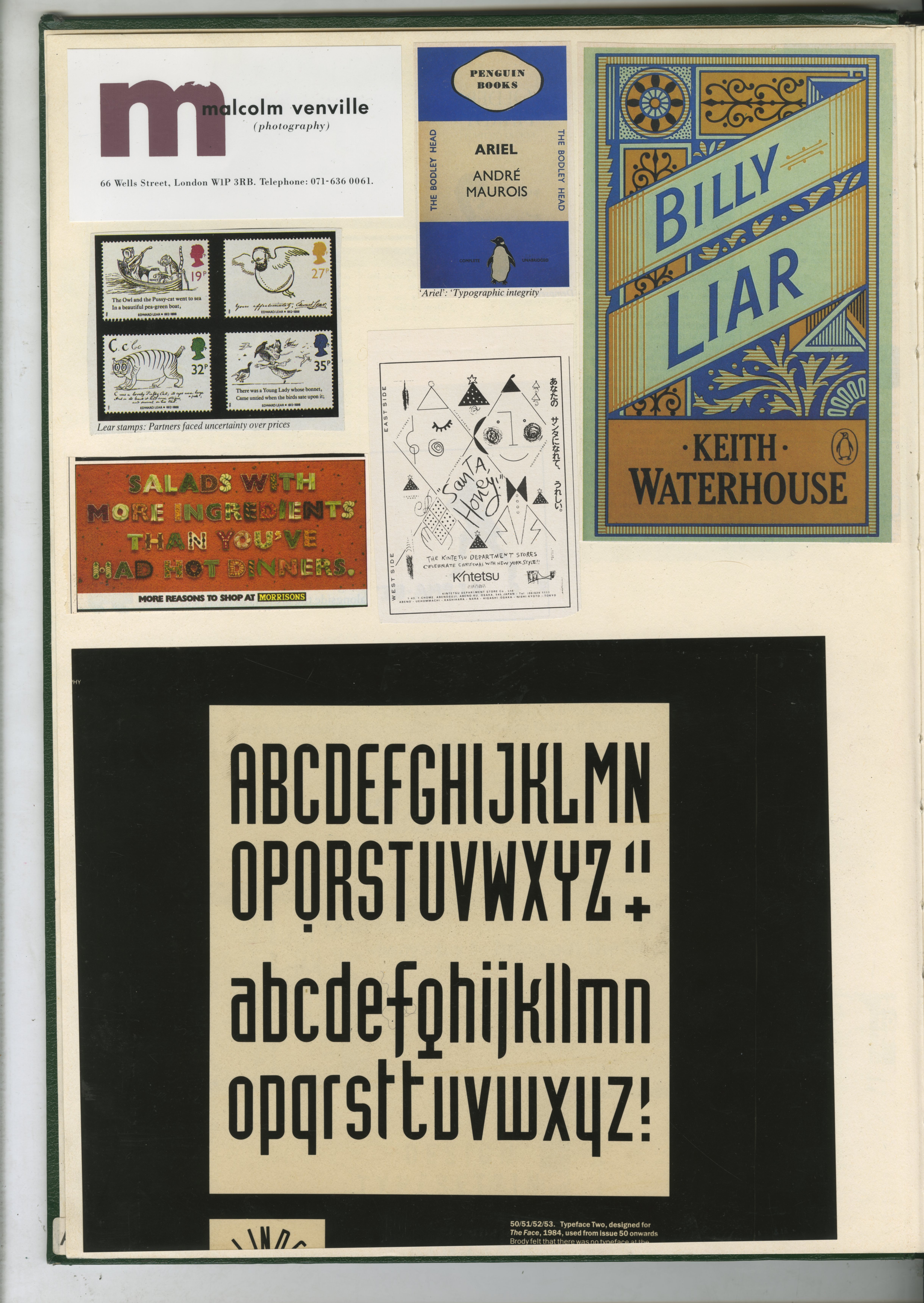 4. GREEN BOOKS: 'Type'