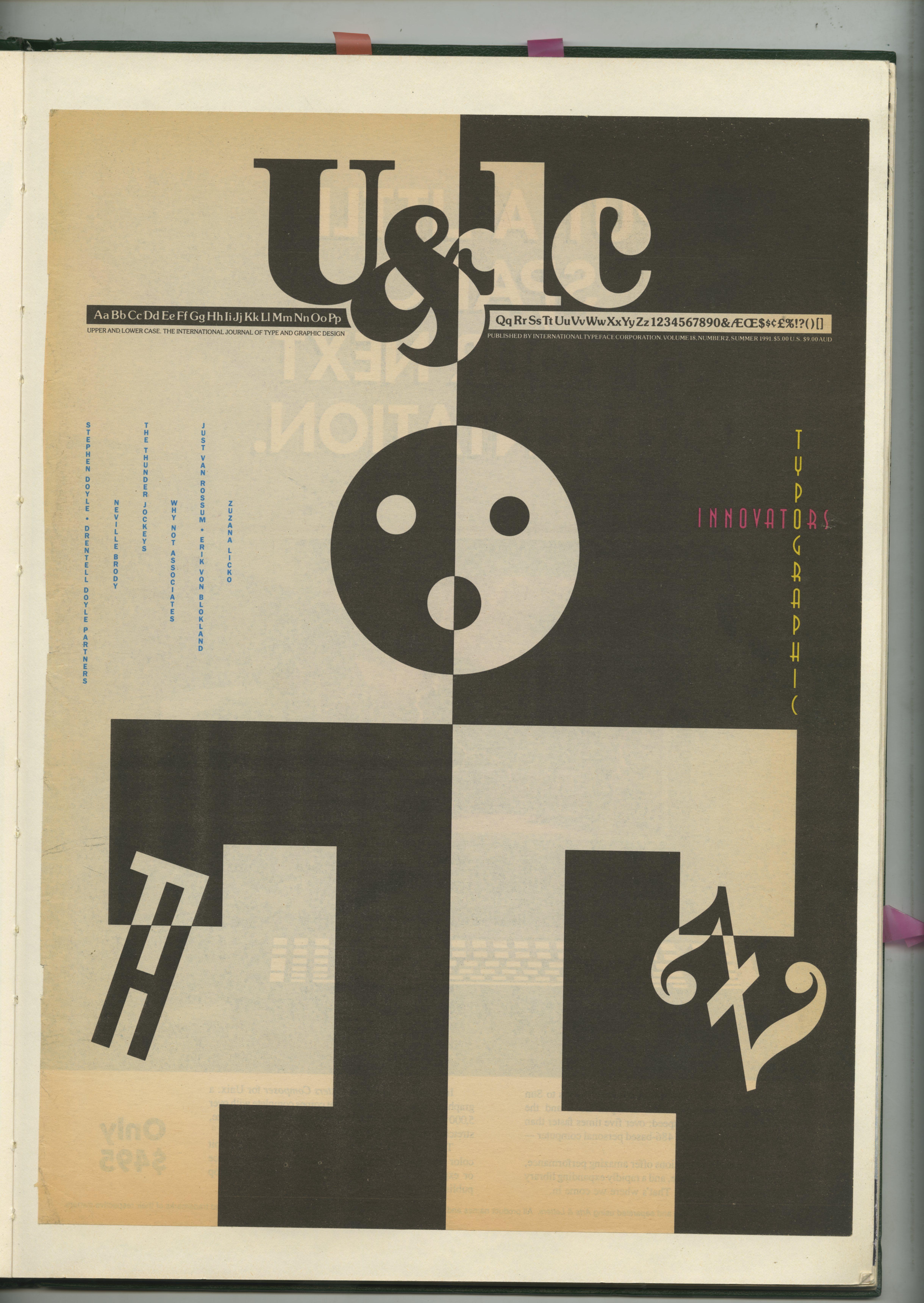 43. GREEN BOOKS: 'Type'