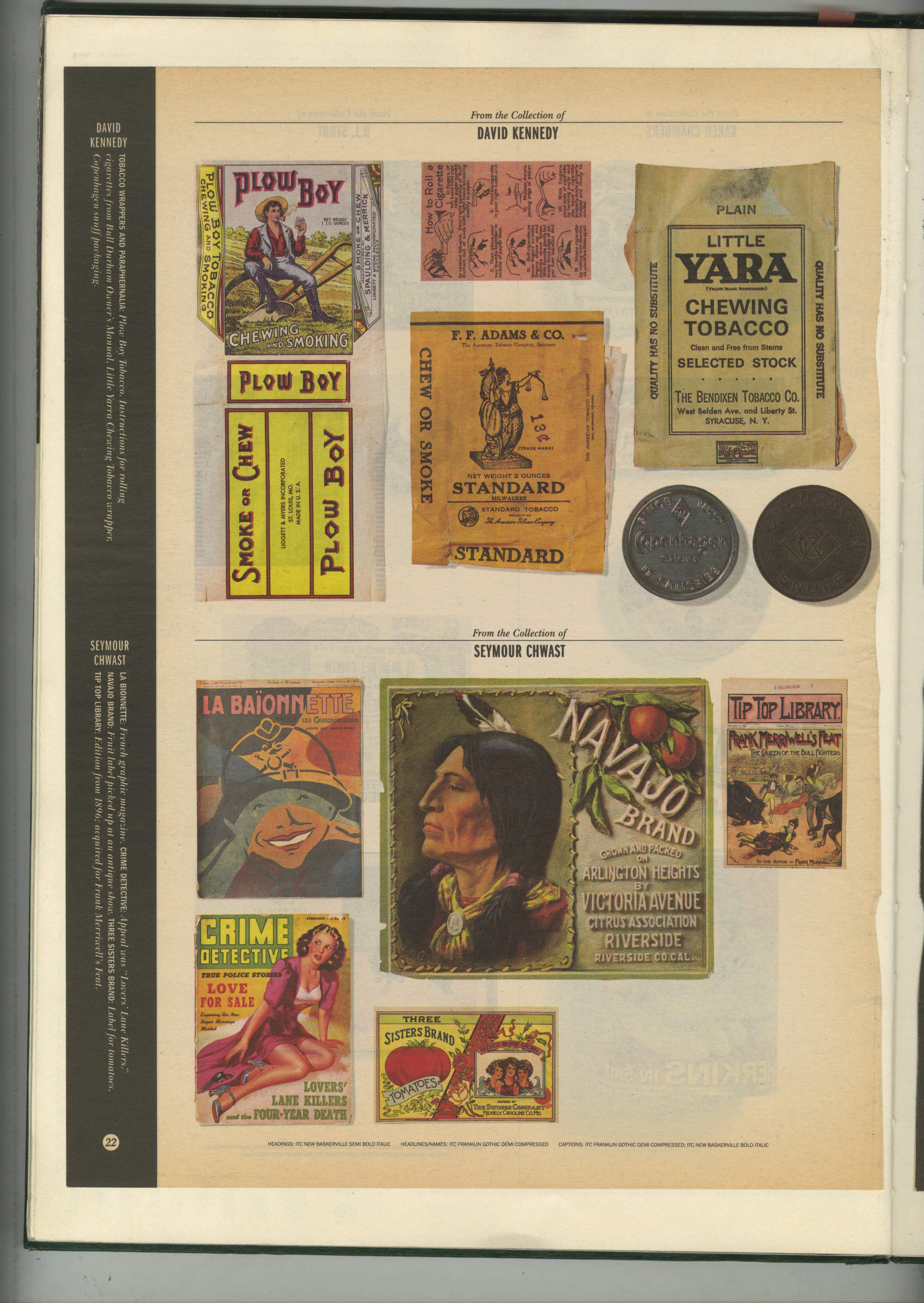 60. GREEN BOOKS: 'Type'