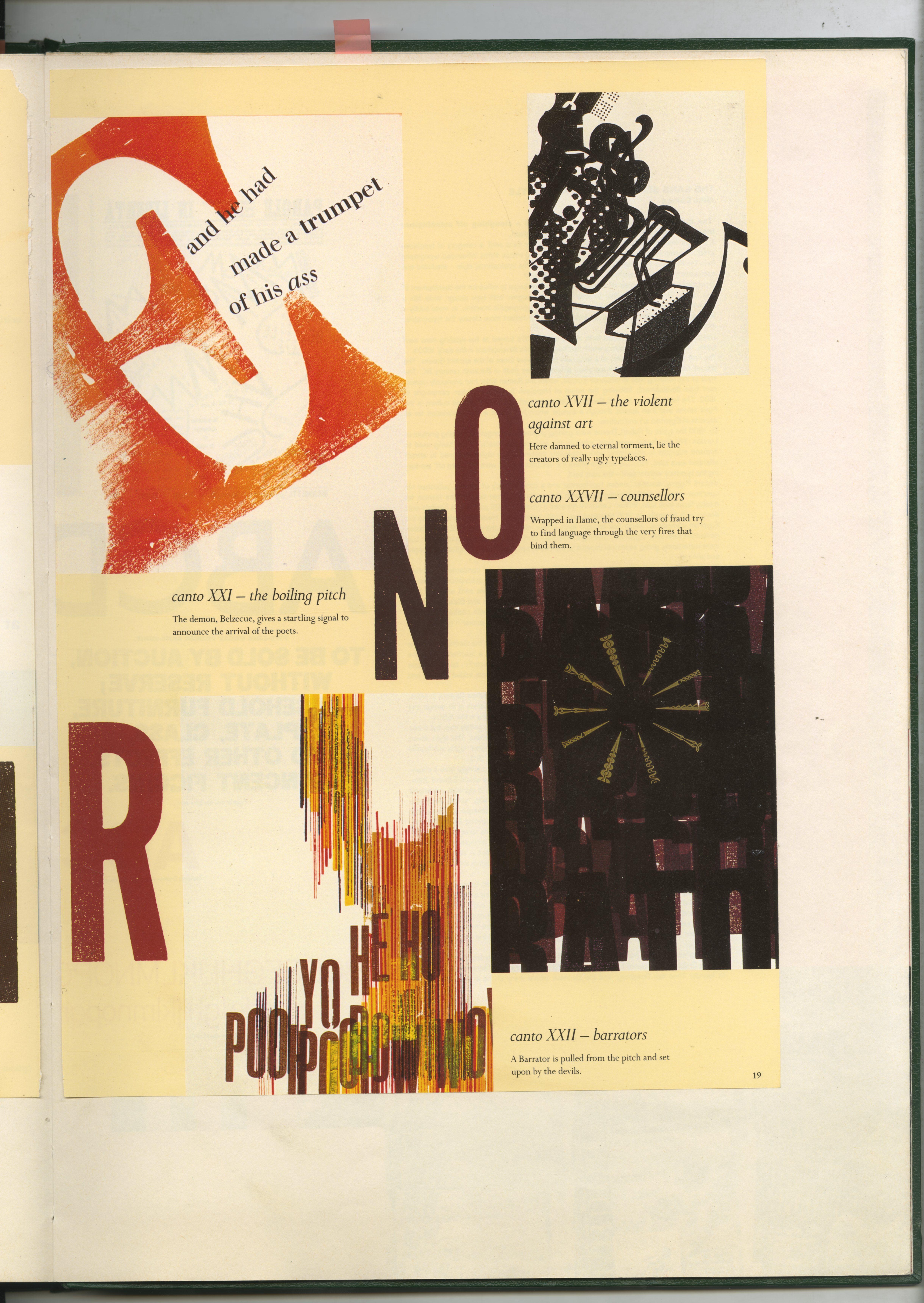 85. GREEN BOOKS: 'Type'