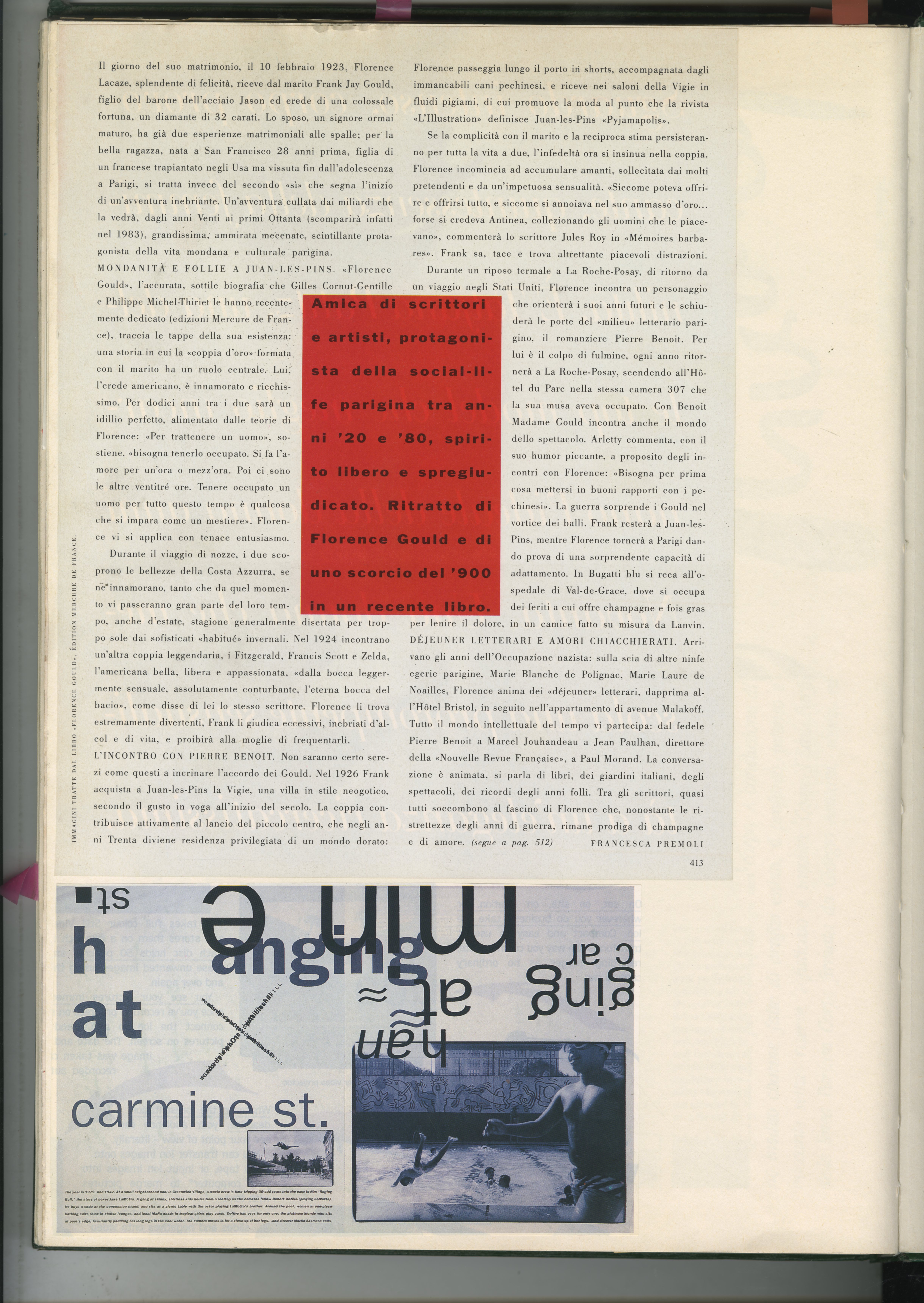 92. GREEN BOOKS: 'Type'