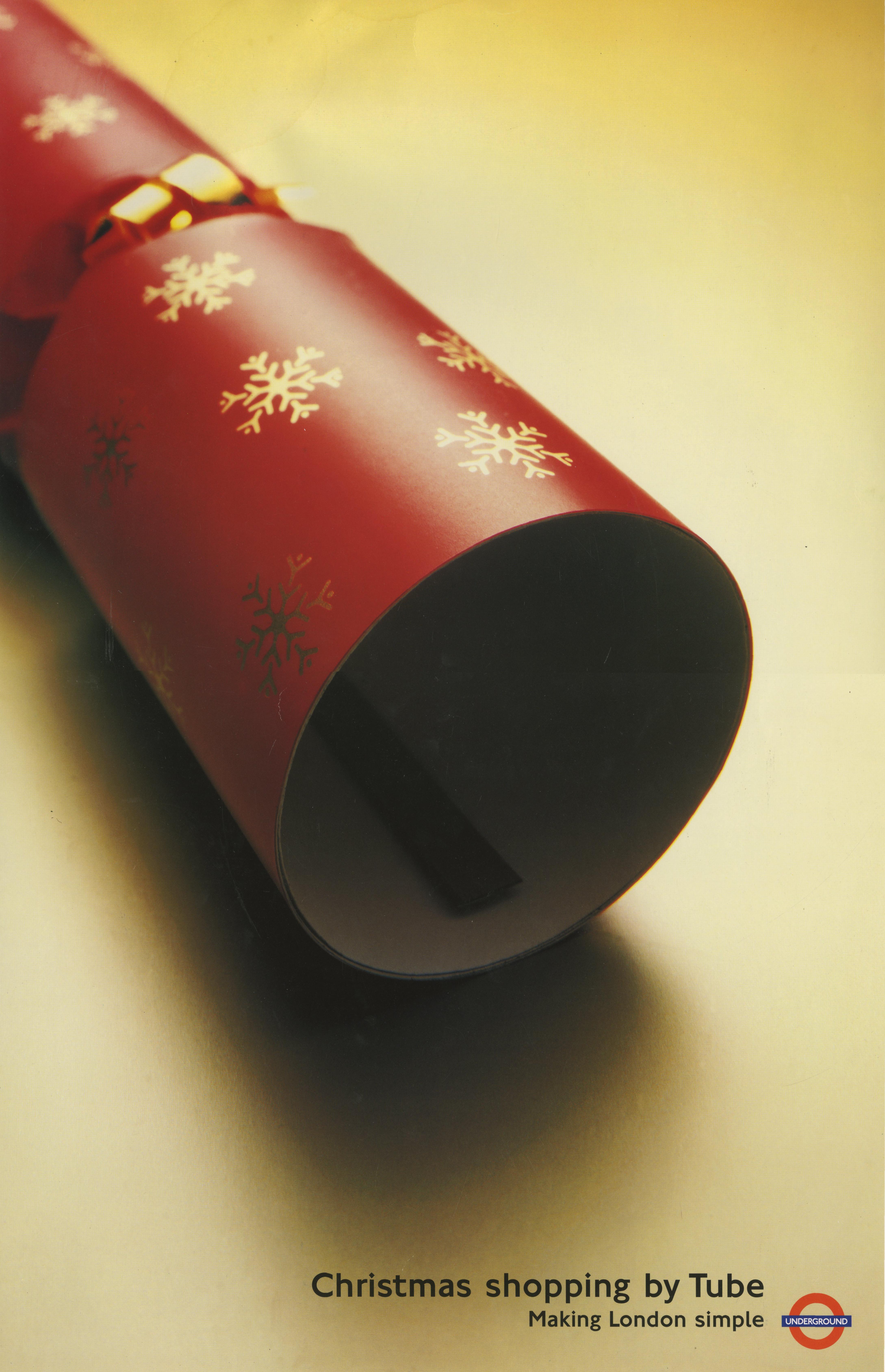 'Christmas' London Transport, Mark Reddy, BMP:DDB.jpg