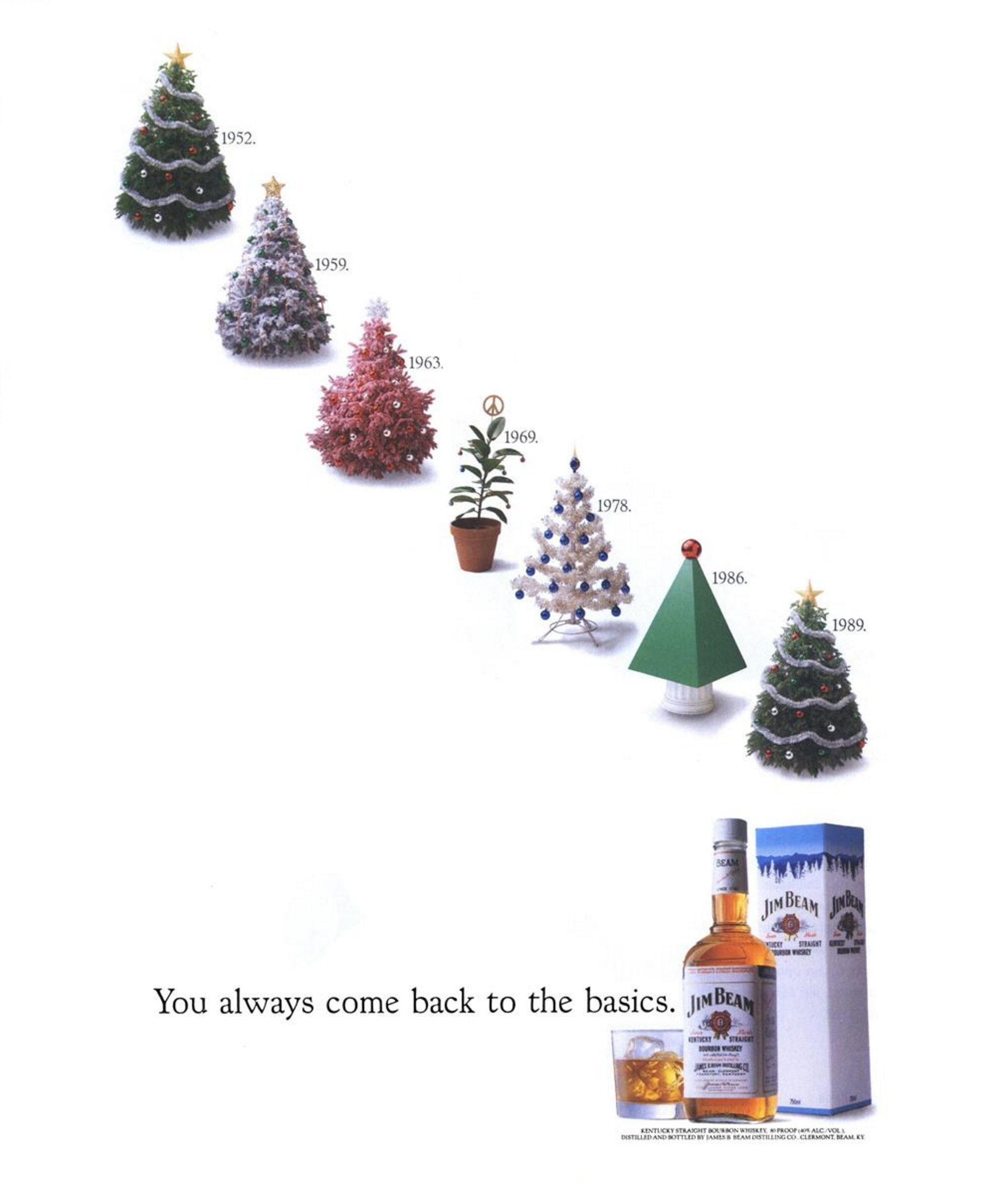 'Christmas Trees**' Jim Beam, Fallon McElligott.png