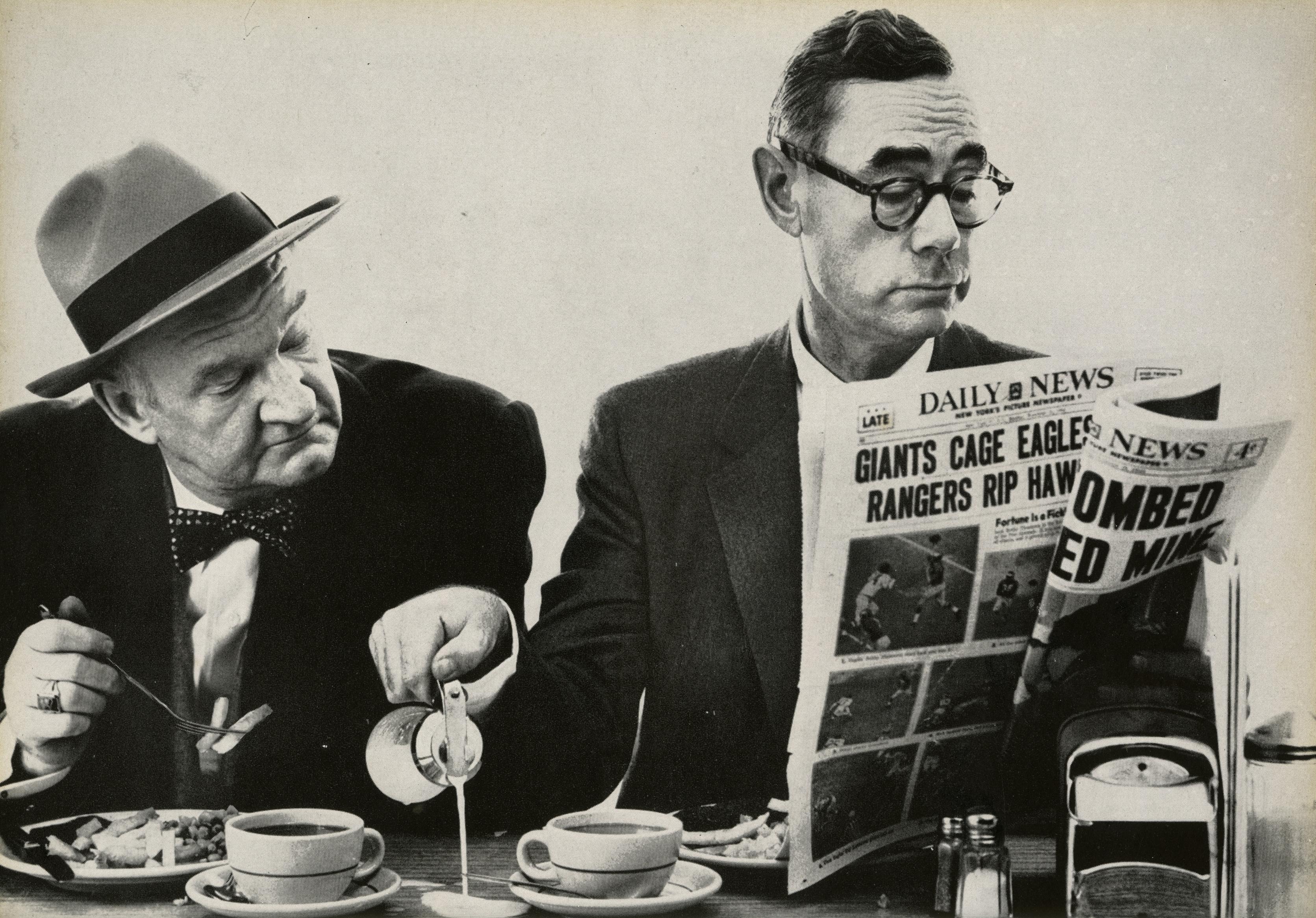 'CoffeeDaily News, Howard Zieff-01