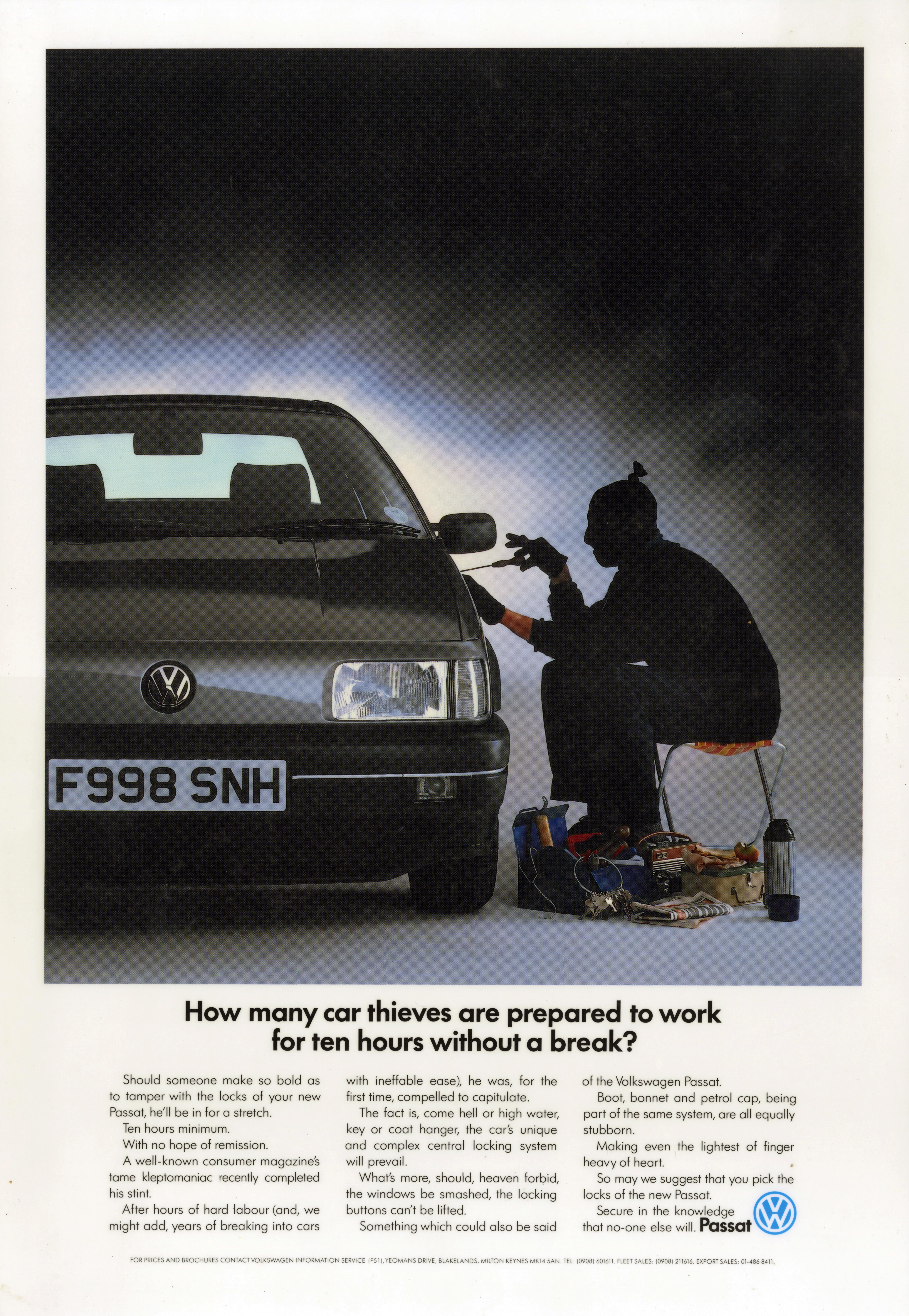 'Crook' Volkswagen, Mark Reddy, DDB.jpg