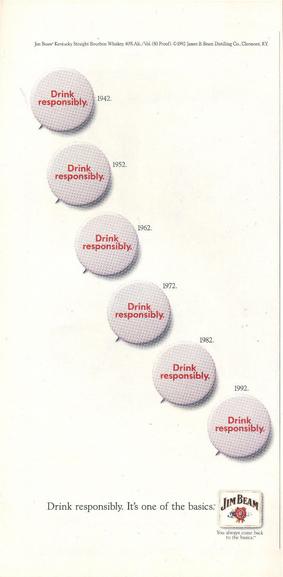 'Drink Responsibly' Jim Beam, Fallon McElligott.png