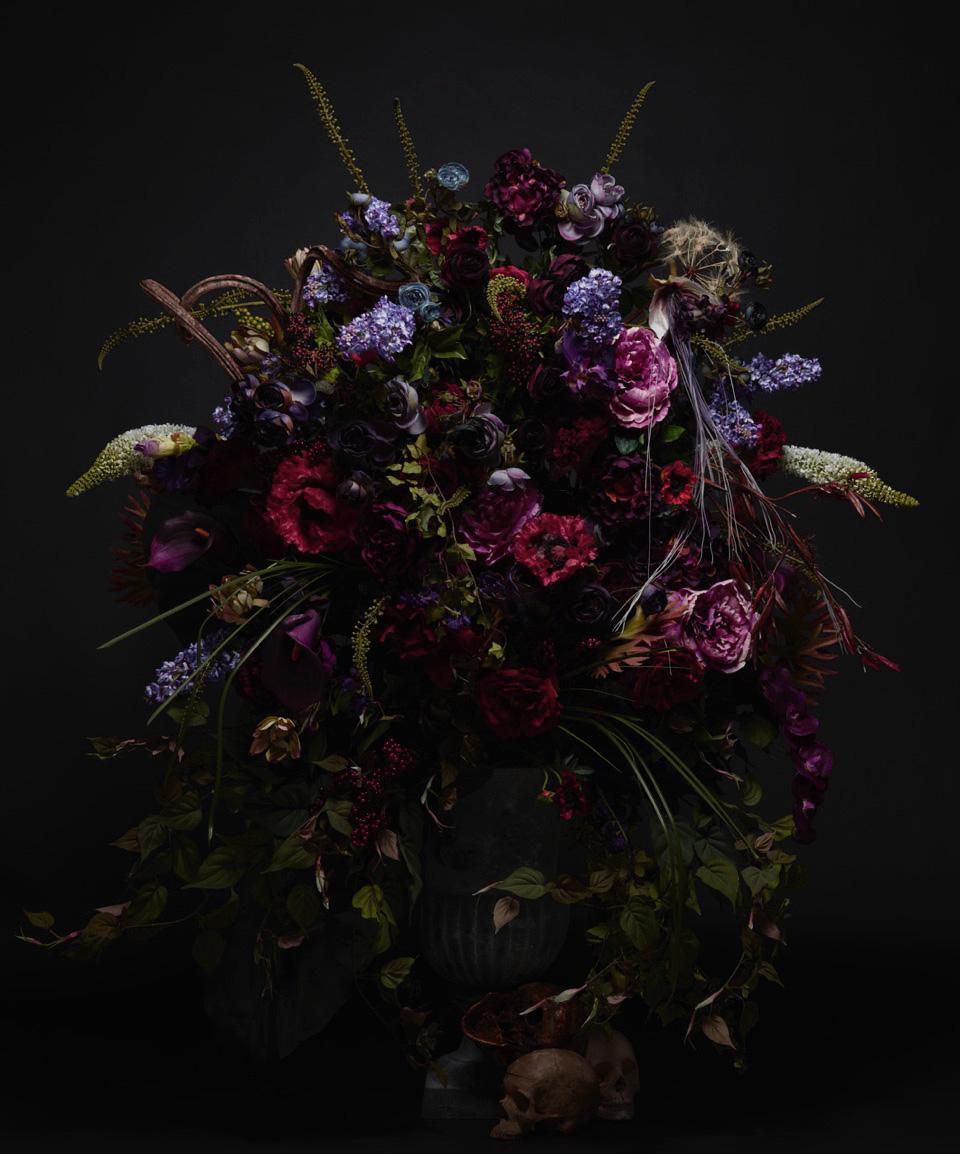 'Flowers' Satoshi Saikusa