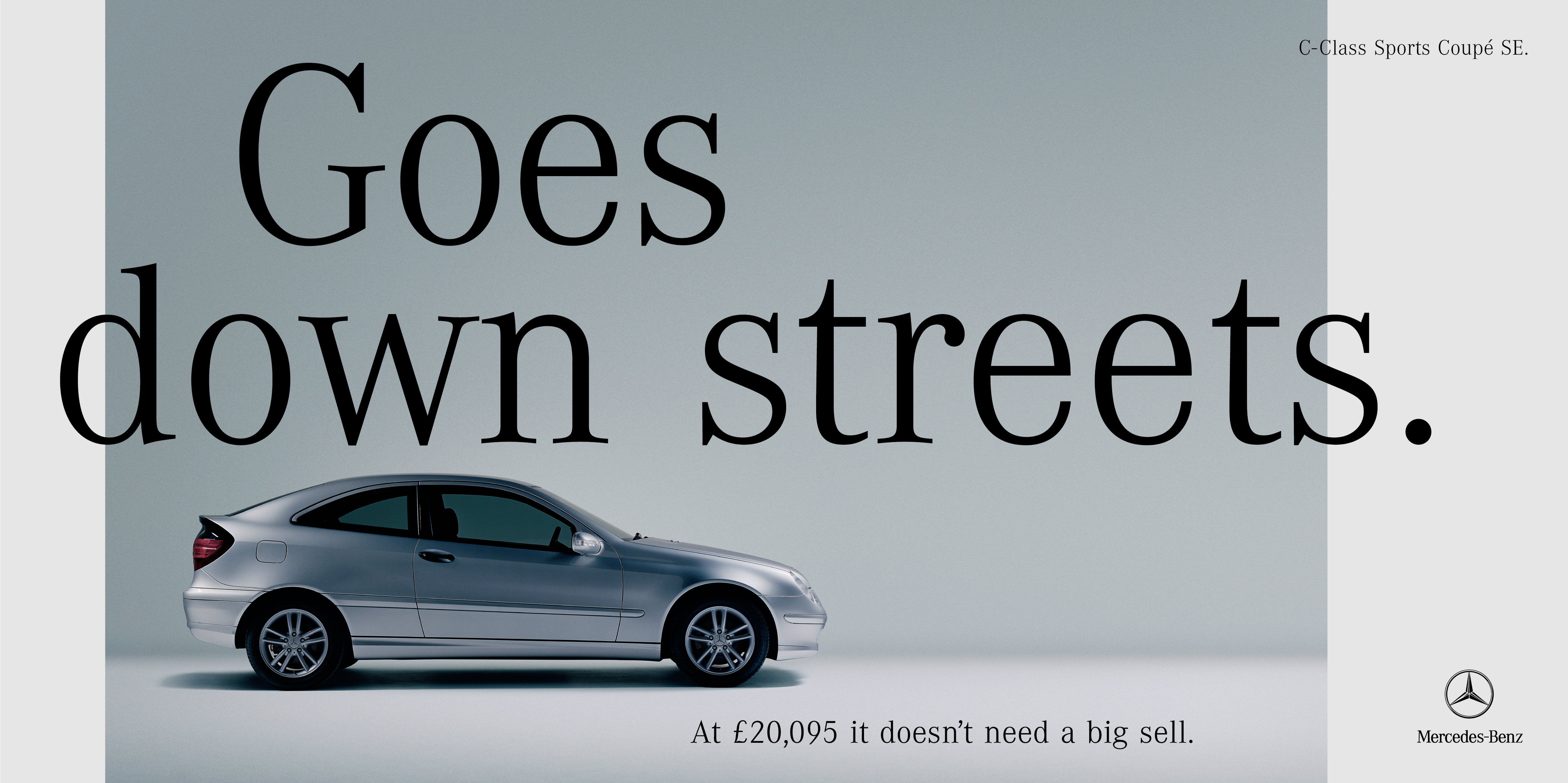 'Goes Down Streets' Mercedes-Benz, C-Class Coupe, CDD, 48.jpg
