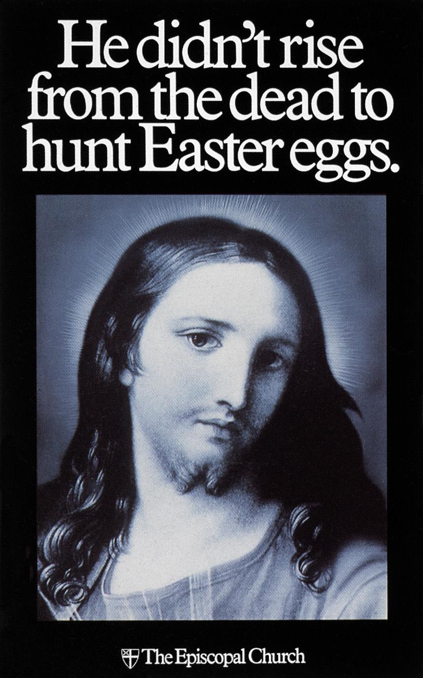 'He Didn't Die' The Episcopal Church, Tom McElligott:Ron Anderson.jpg