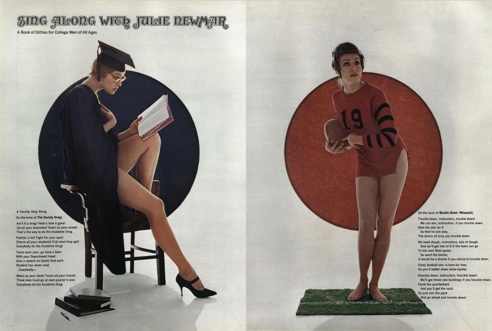 Howard Zieff 'Julie Newmar 1', Esquire.png