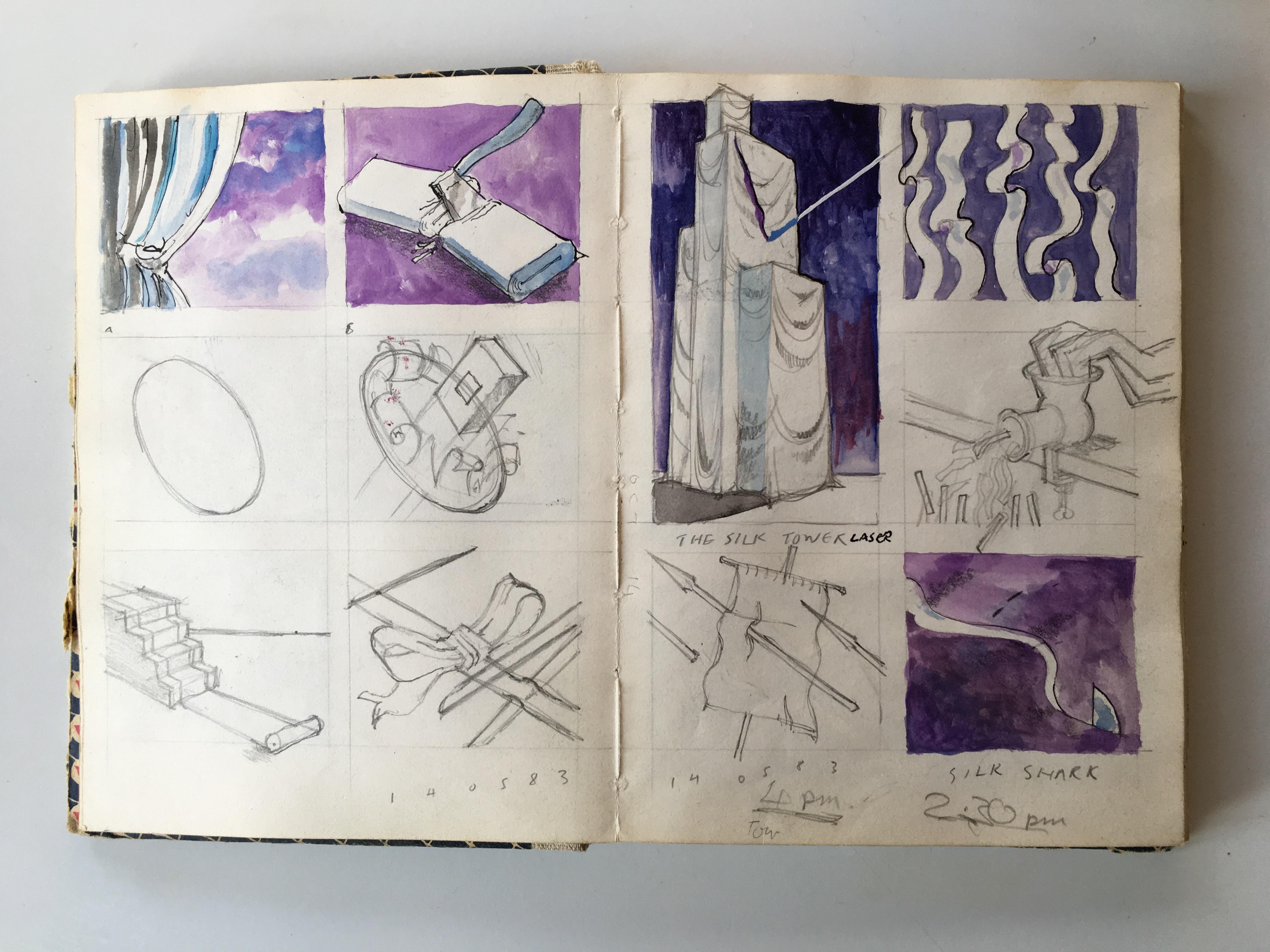 'Ideas 6', Silk Cut, Mark Reddy:Saatchi.jpg