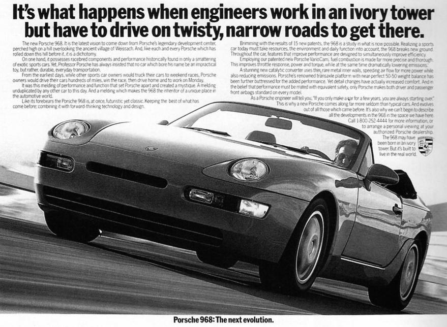 'It's What Happens' Porsche, Fallon McElligott.jpg