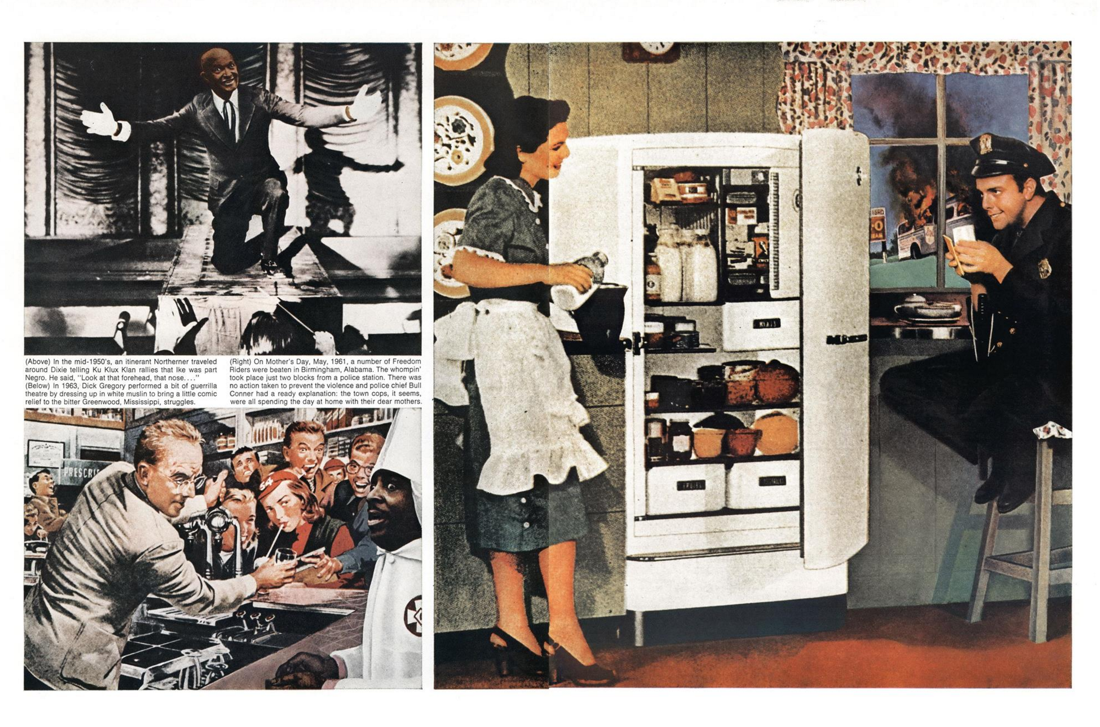 Jean Paul Goude 'Kitchen', Esquire.png