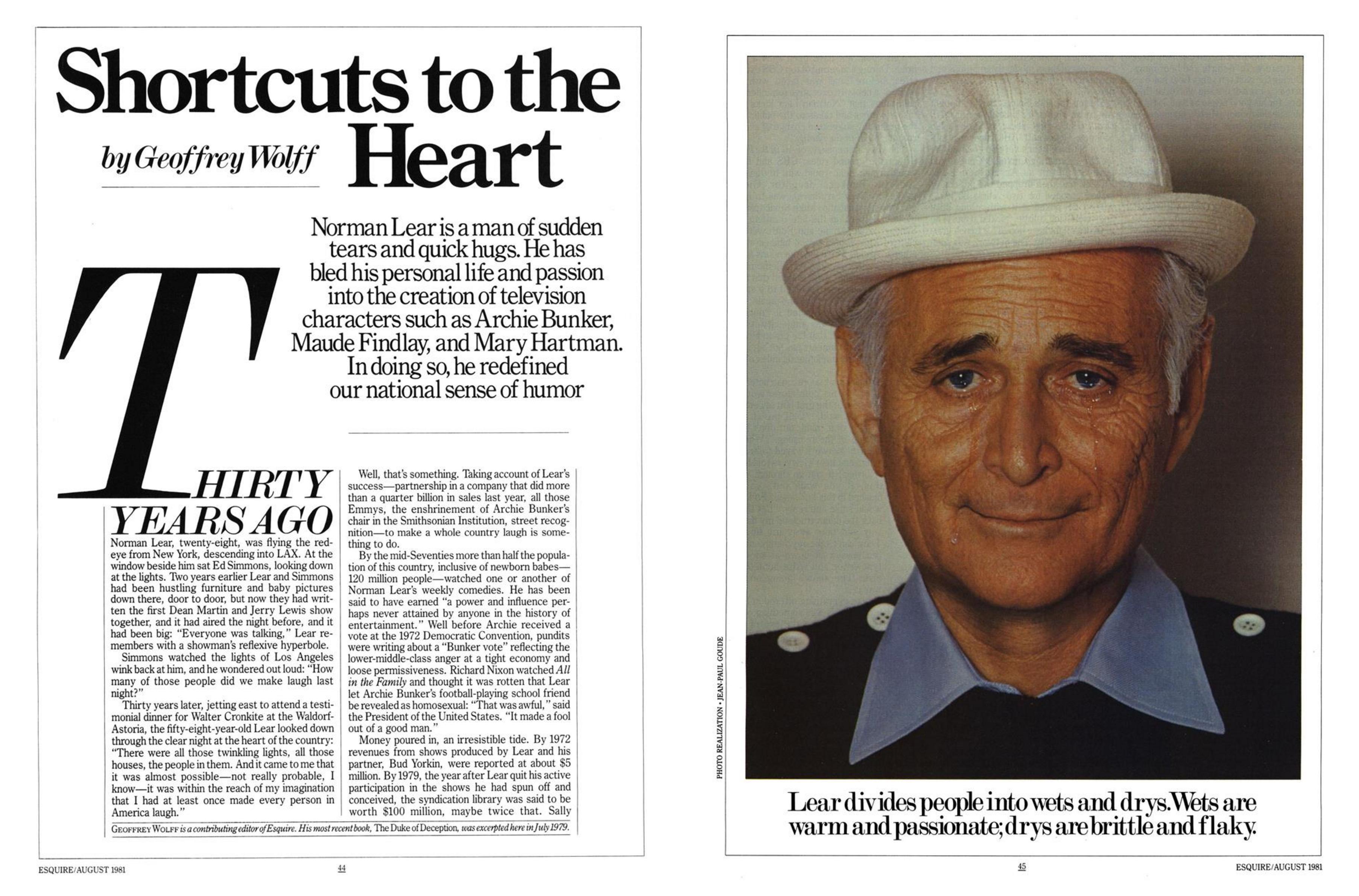 Jean Paul Goude 'Norman Lear', Esquire.png