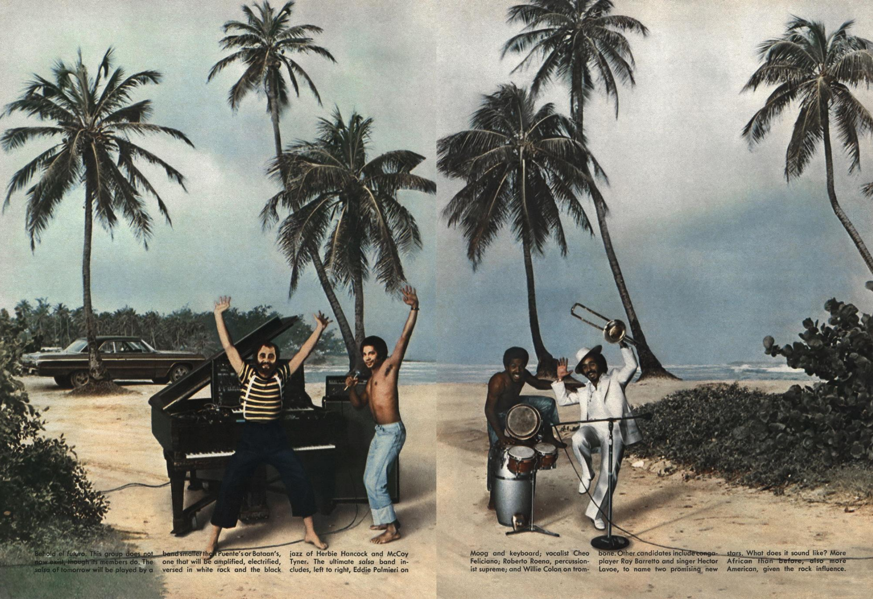 Jean Paul Goude 'Tito Puente Band 4', Esquire.png