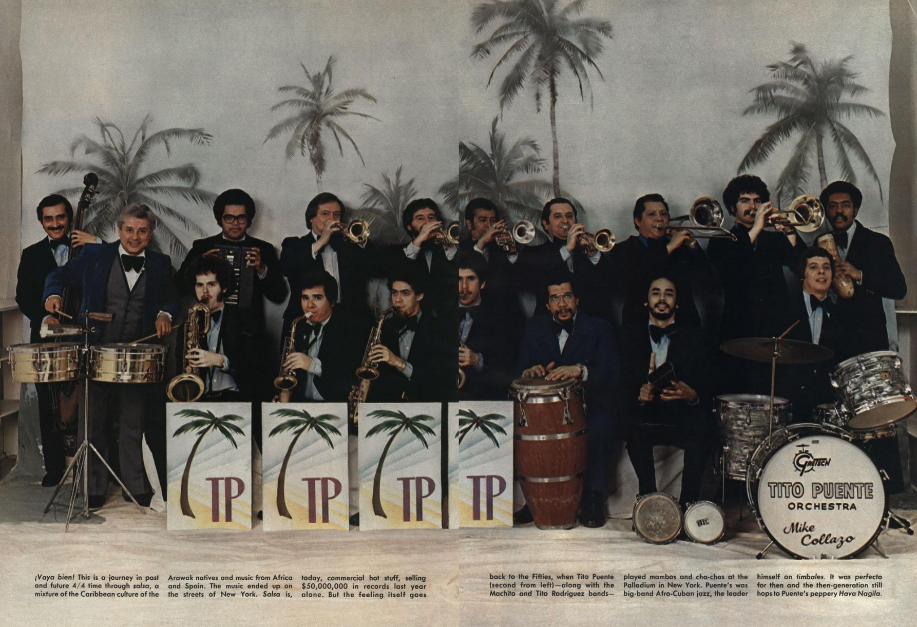 Jean Paul Goude 'Tito Puente Band', Esquire.png