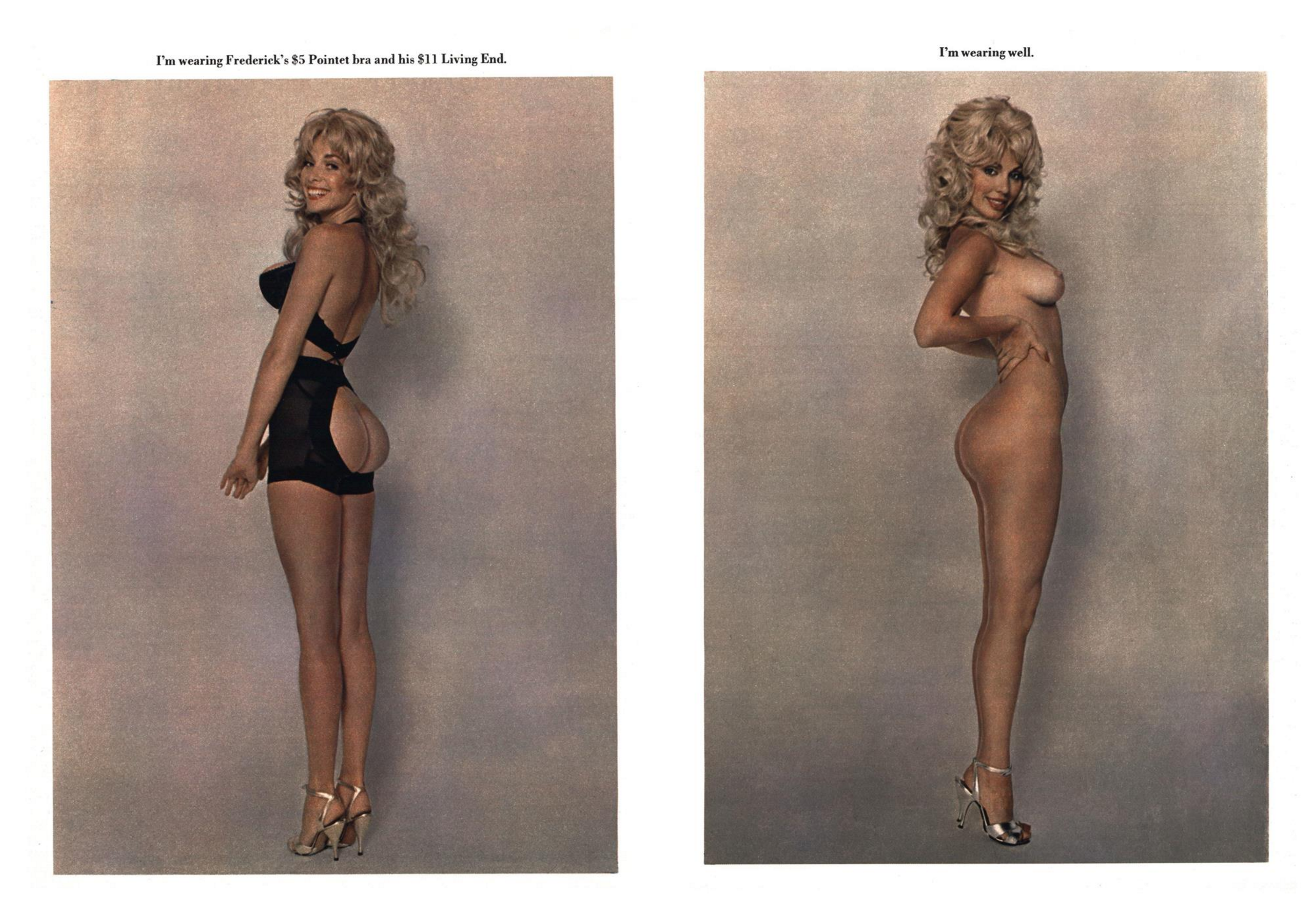 Jean Paul Goude 'Which One? 2', Esquire.png