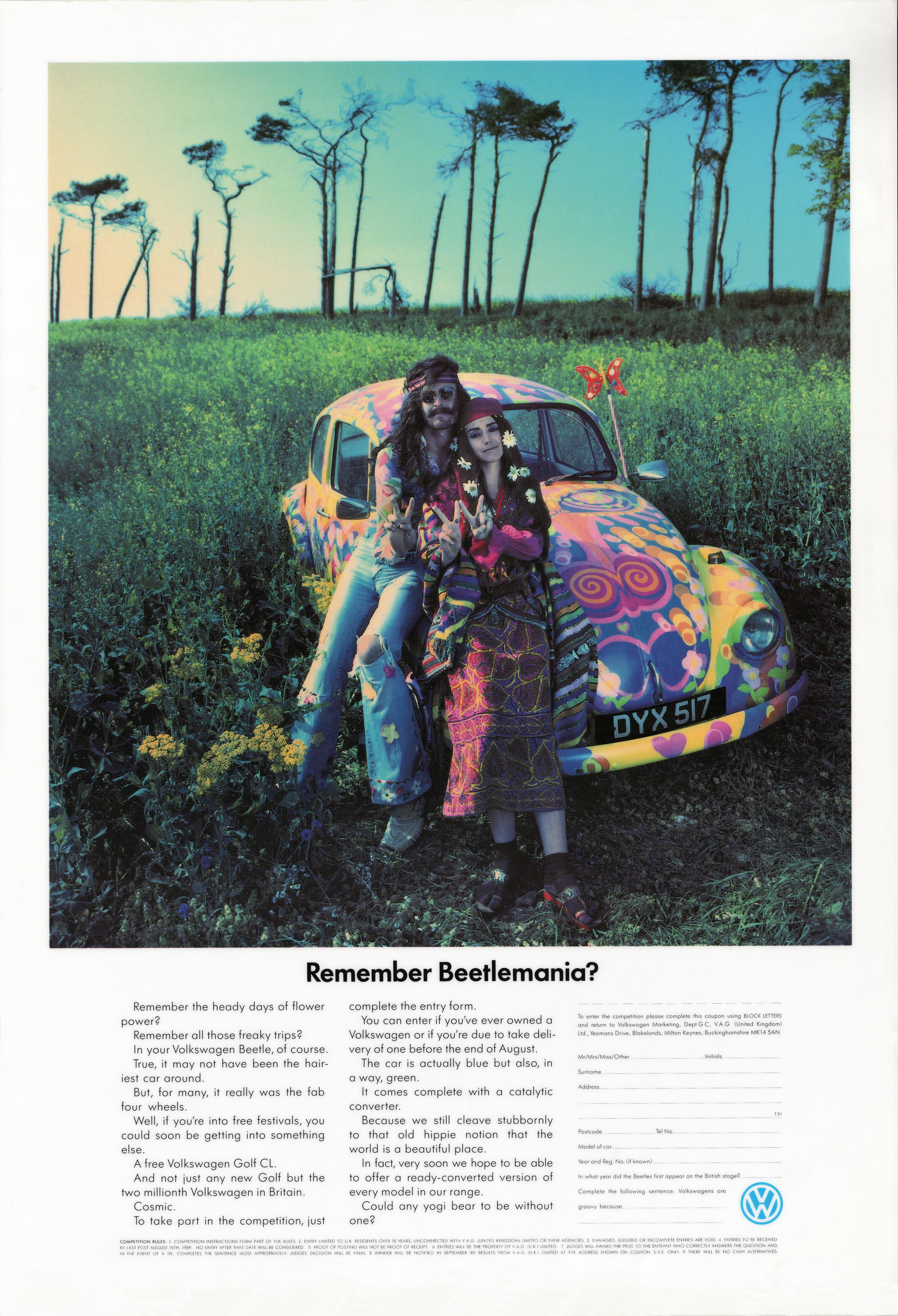 'Remember Beetlemania?' Volkswagen, Mark Reddy, DDB*.jpg