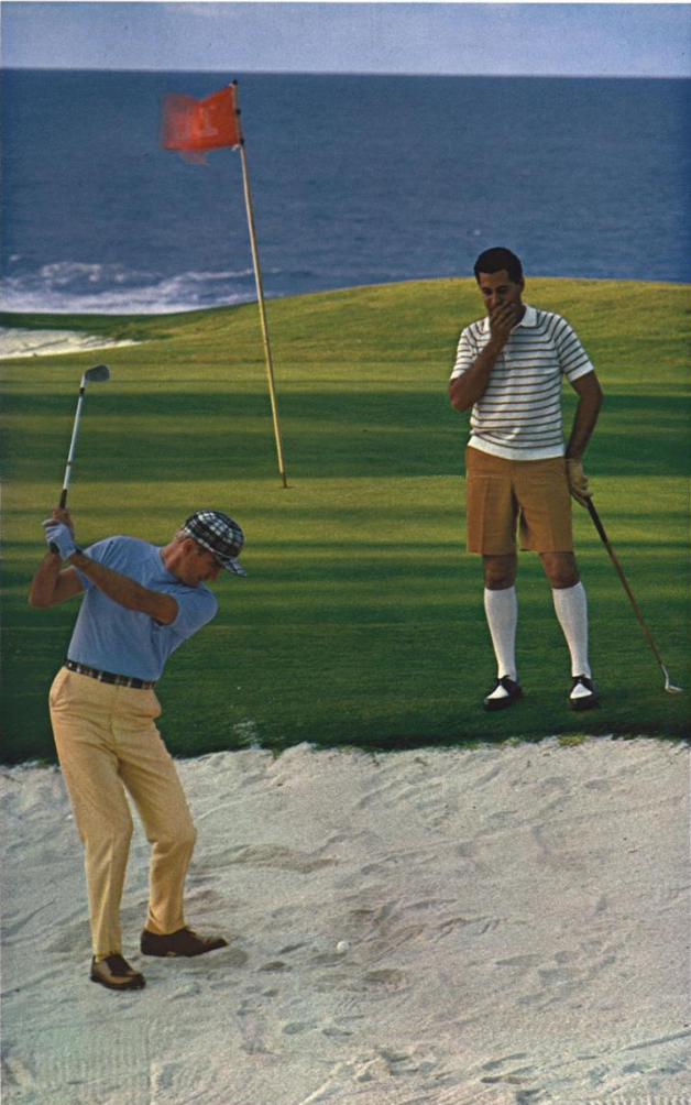 Robert Freson 'Golfers 3', Esquire.png