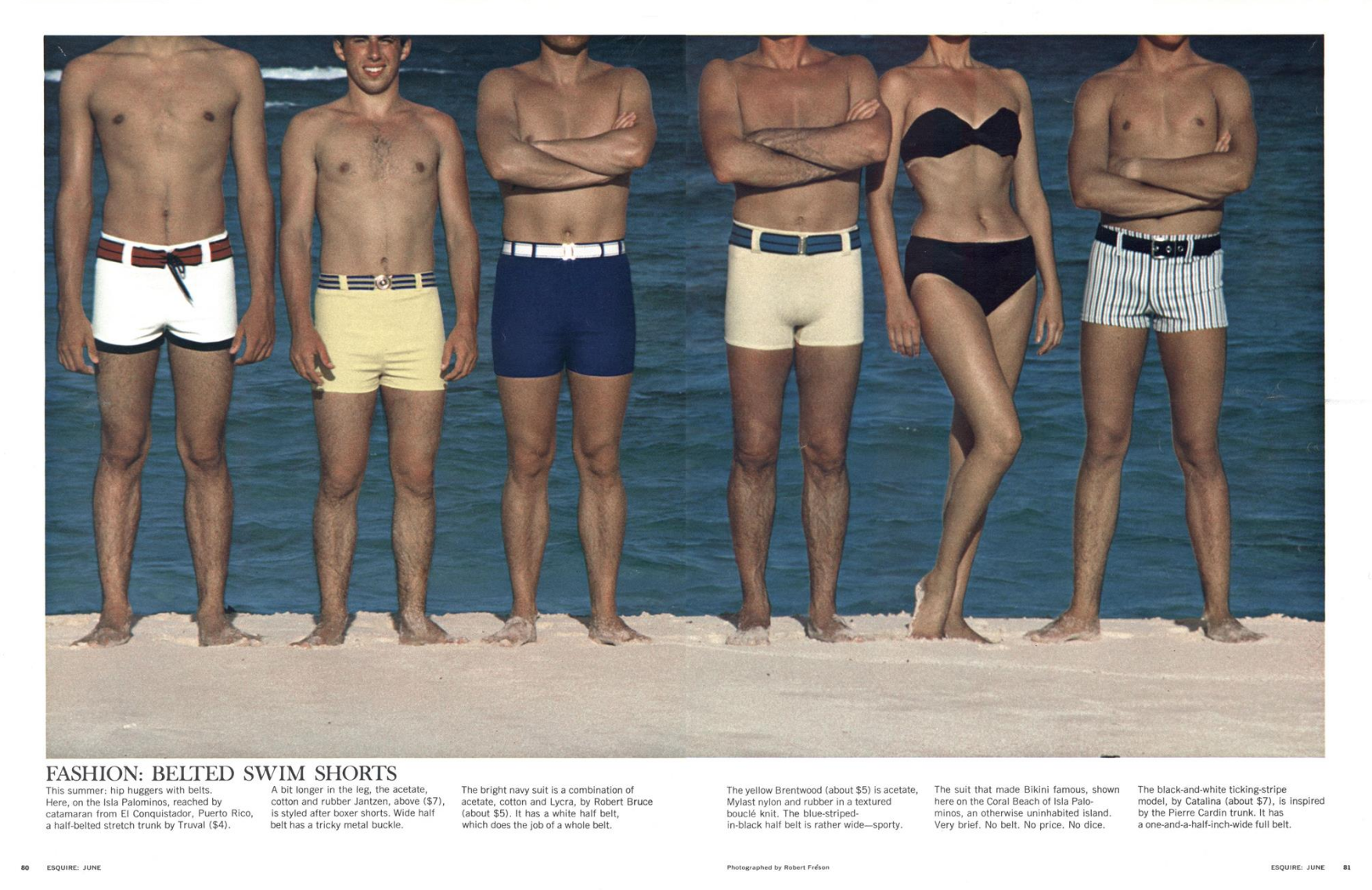 Robert Freson 'Trunk Parade', Esquire.png