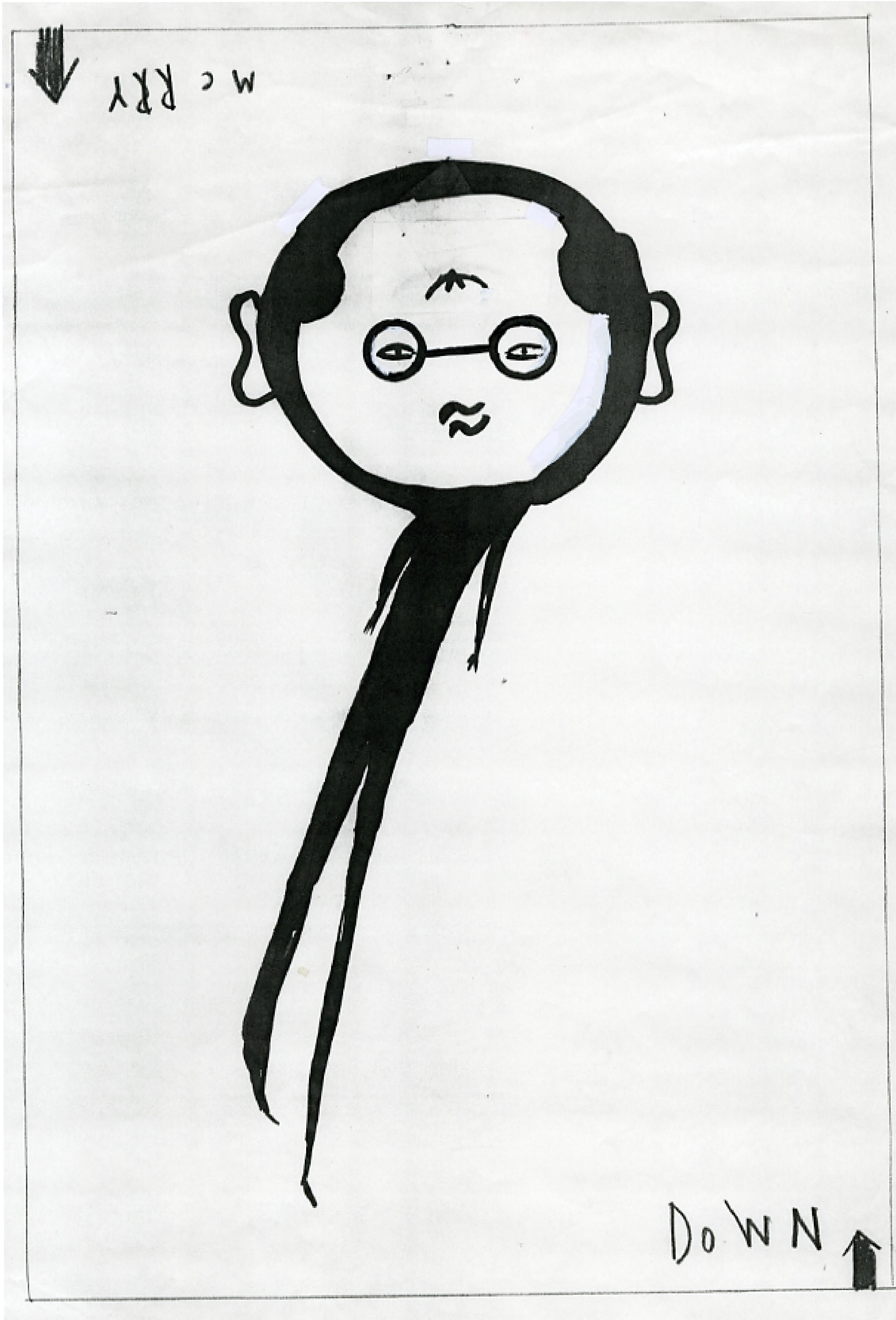Sara Fanelli, Merrydown, Year 1, Rough 1.jpg