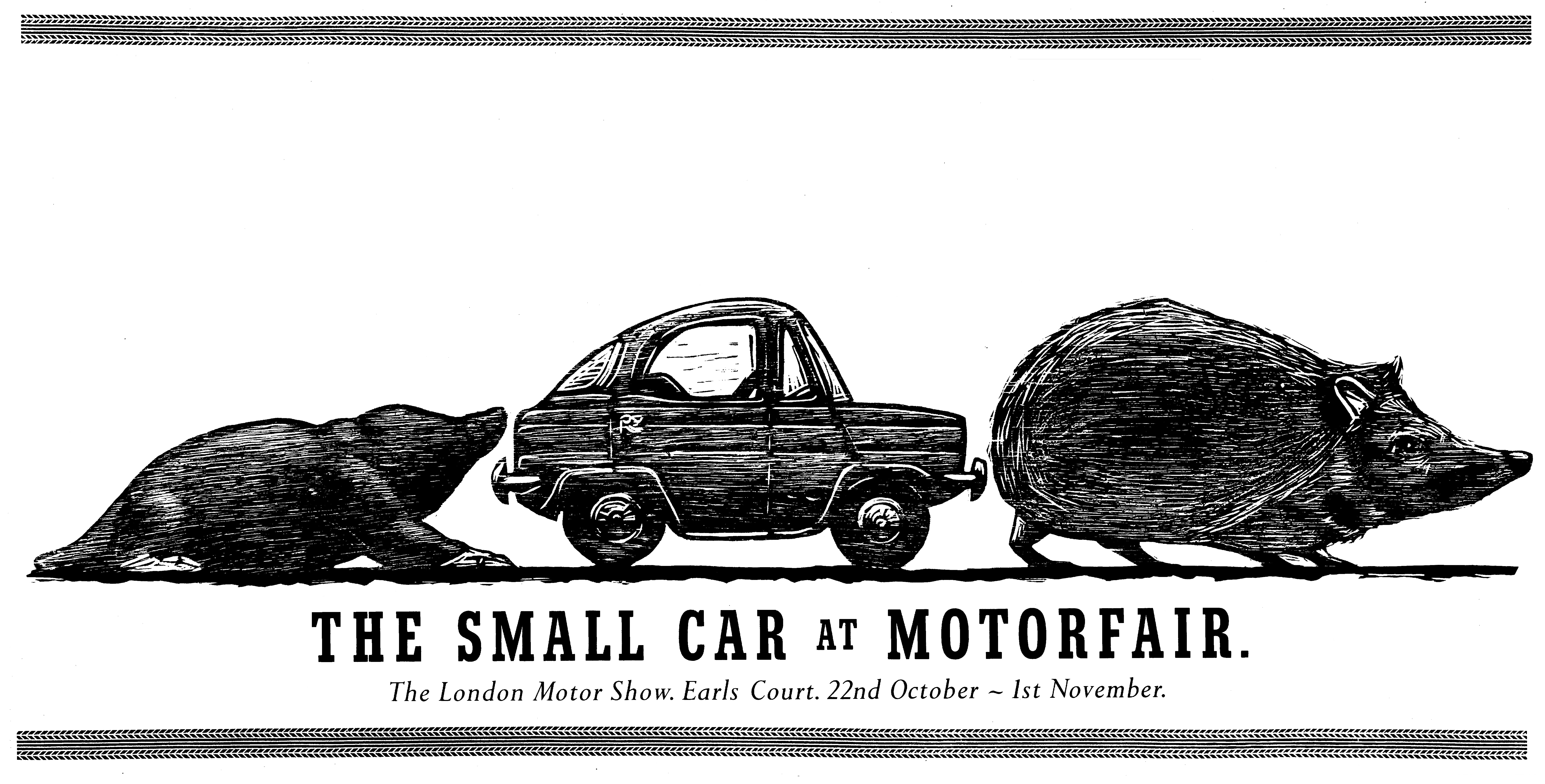 'Small Car' Motorfair, Mark Reddy, DDB.jpg
