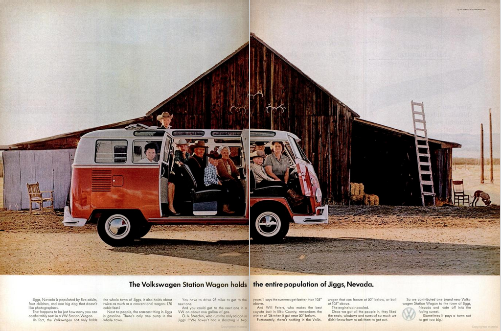 'The Volkswagen Station', Volkswagen, DDB NY.png