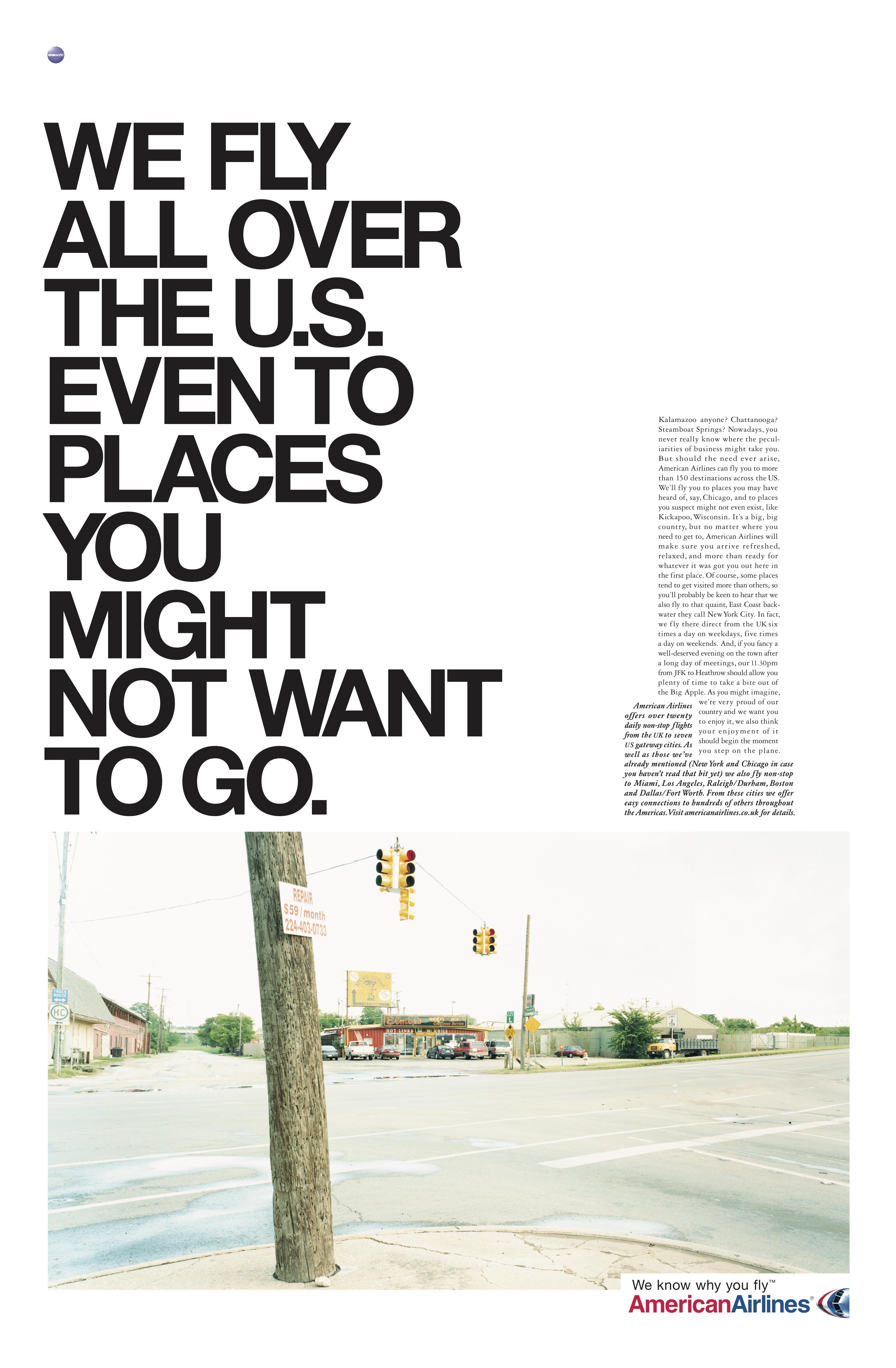 'We Flyr' American Airlines, Mark Reddy, McCann's.jpg