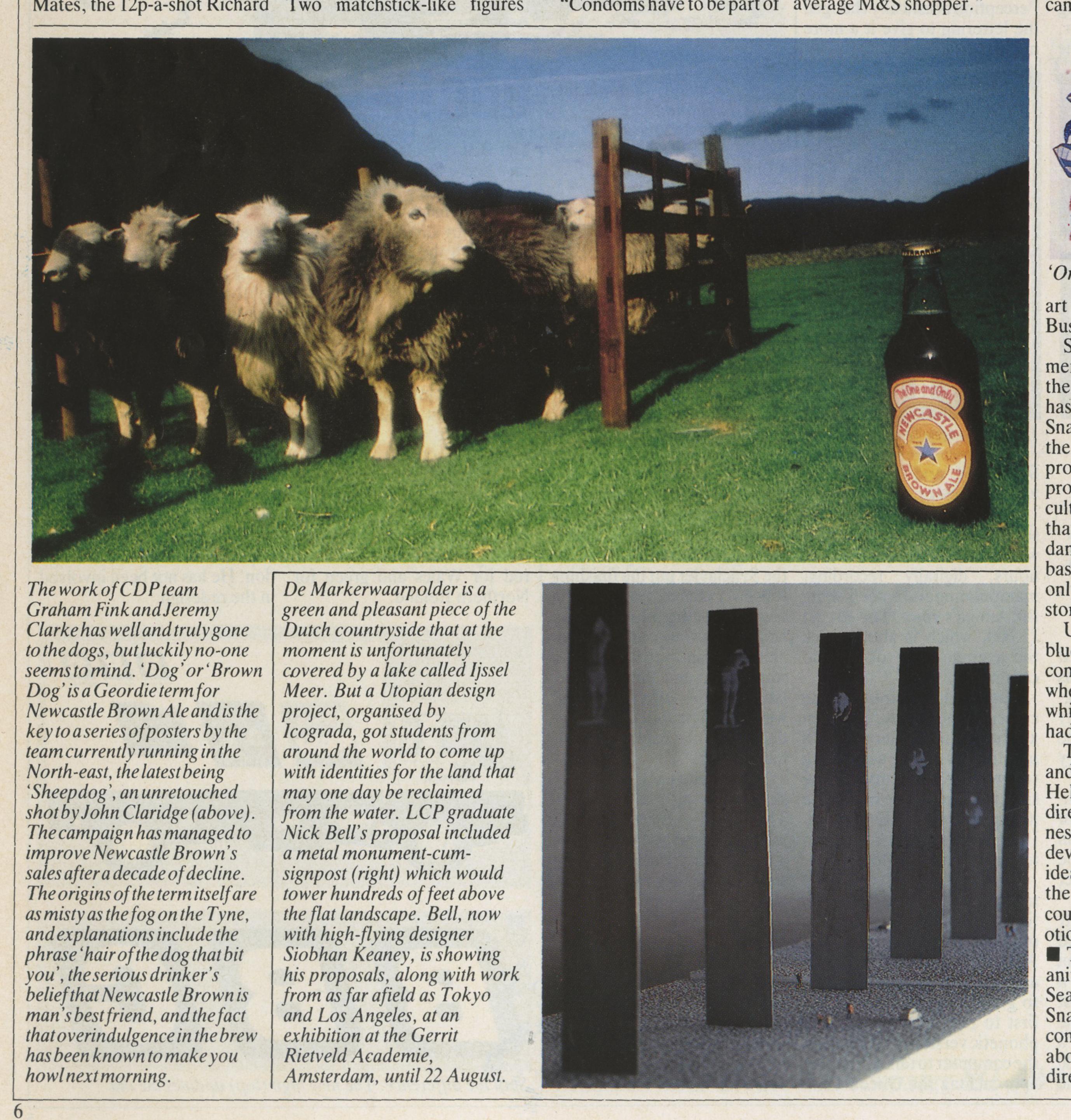 'Sheep'' Newcastle Brown Ale, Graham Fink & Jeremy Clarke, CDP-01.jpg