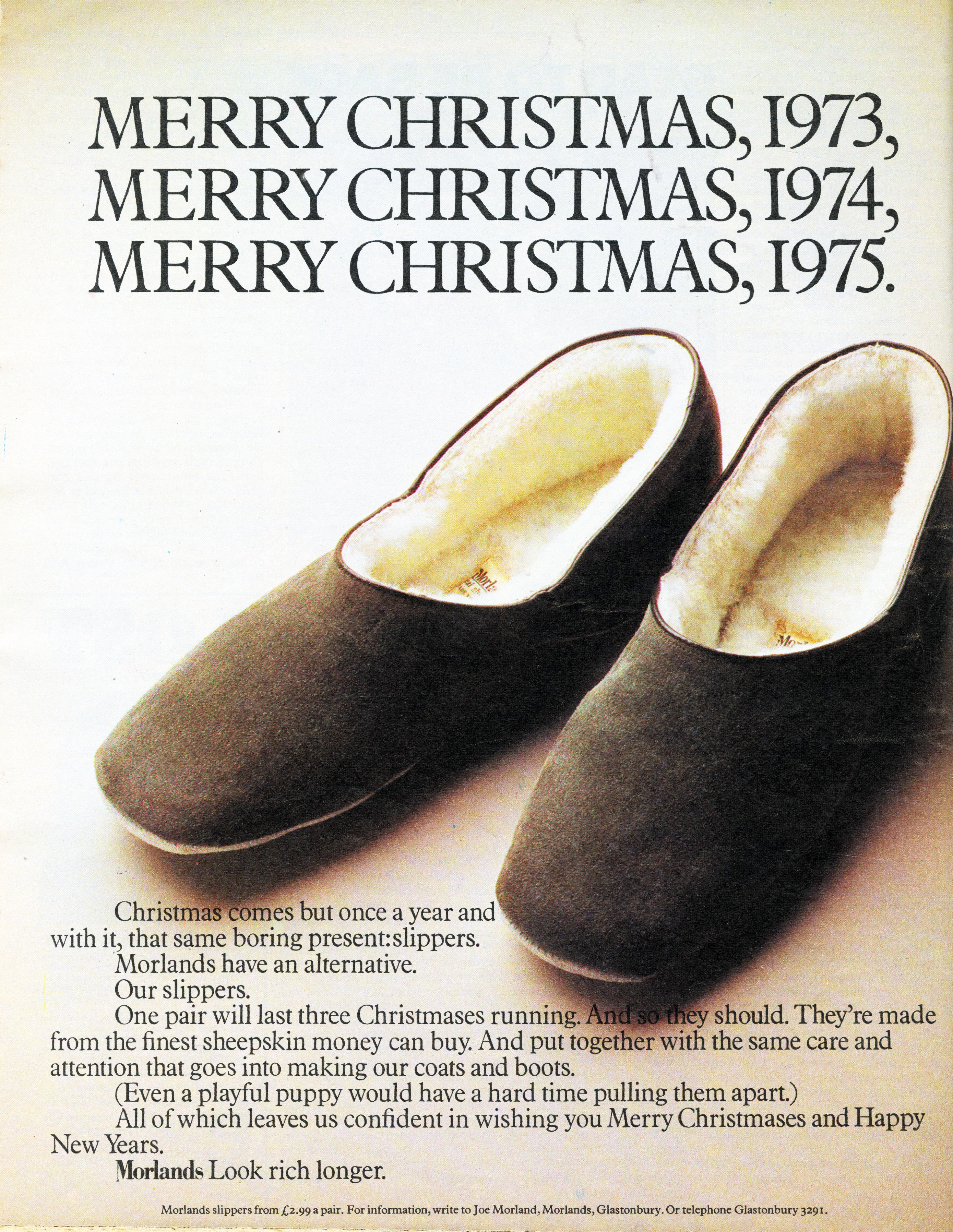 'Merry Chistmas' Morlands, Paul Weiland, CDP-01.jpg