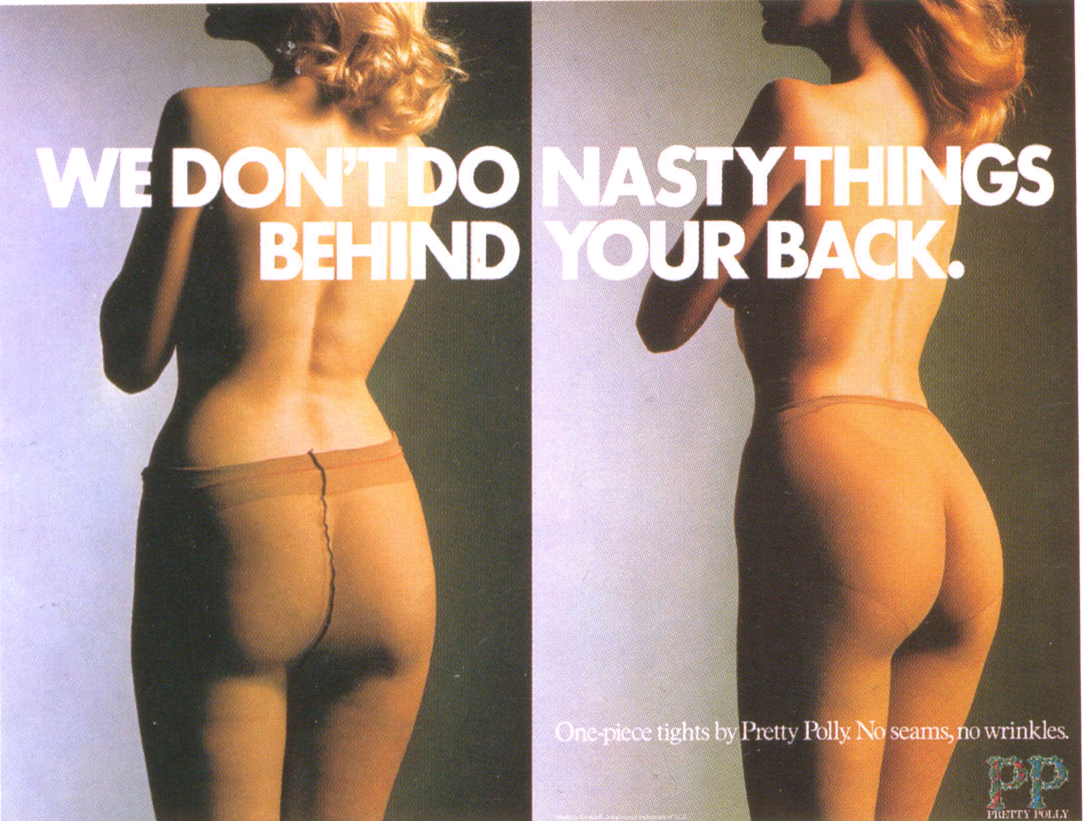 'We Don't' Pretty Polly, Paul Weiland, CDP