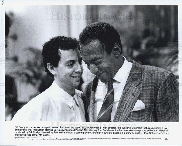 'With Bill Cosby' Paul Weiland.jpg