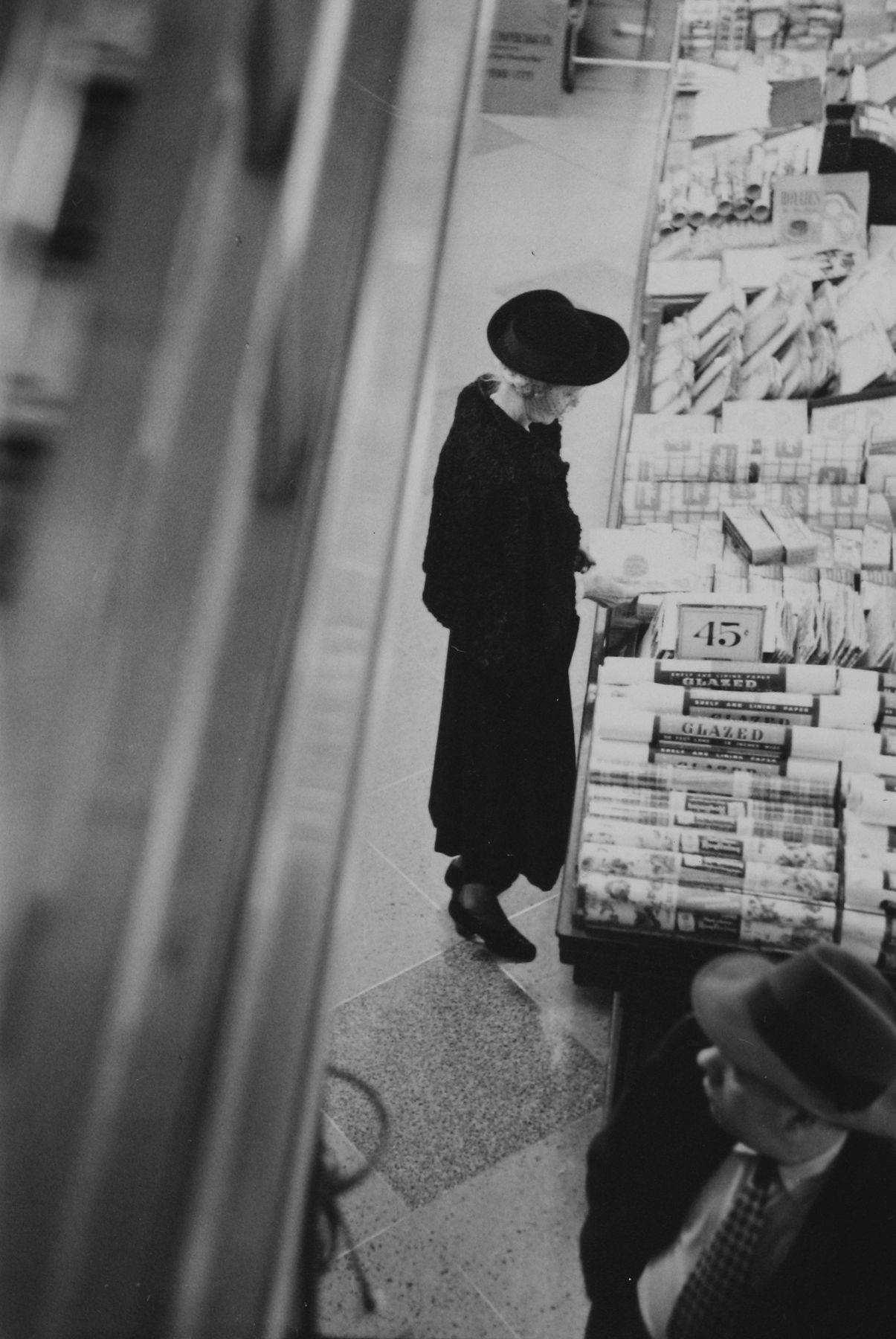5. 'Newspapers', Saul Leiter:Dave Dye