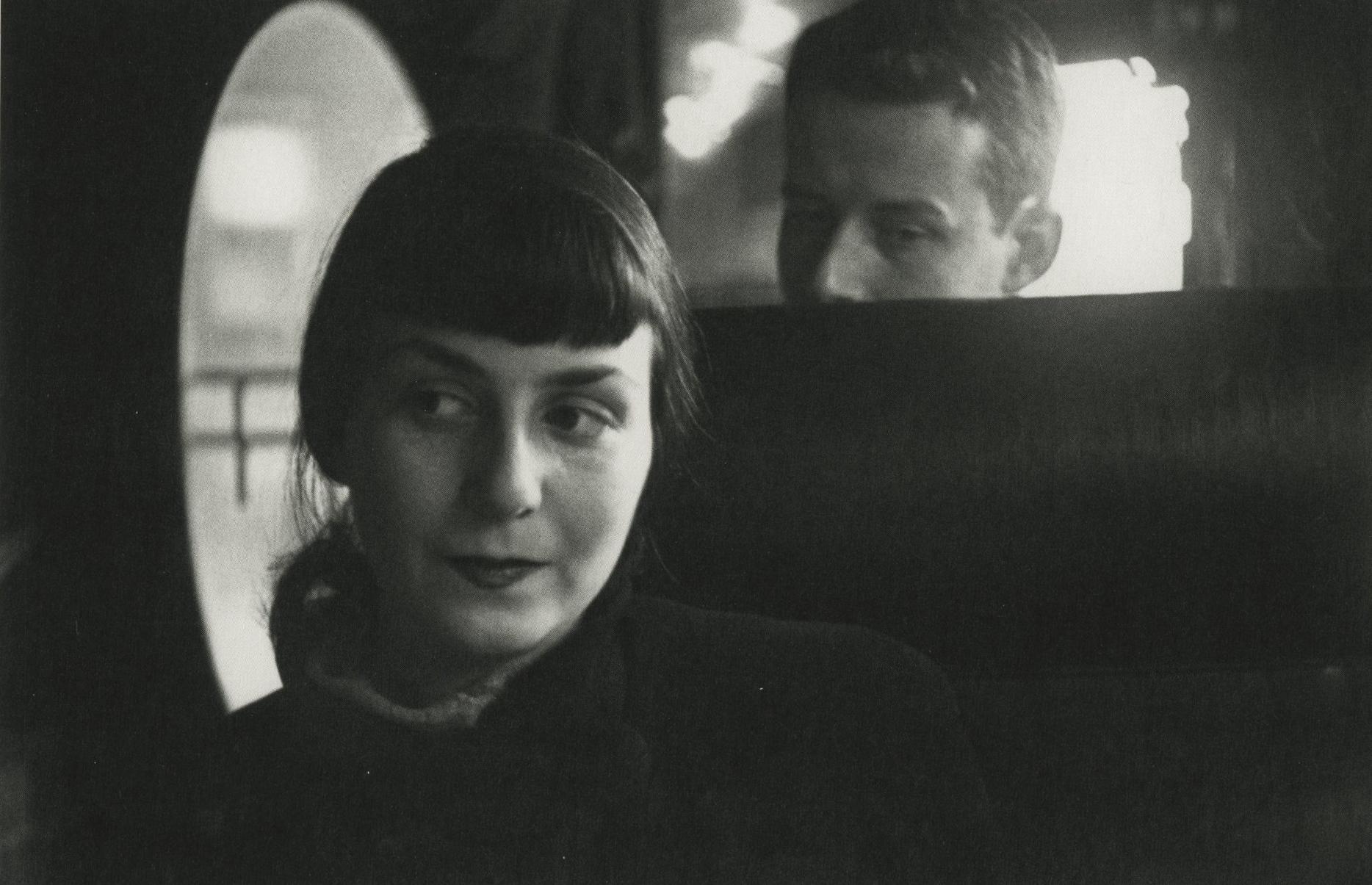 'Dick-and-Adele, 1947', Saul Leiter:Dave Dye.jpg