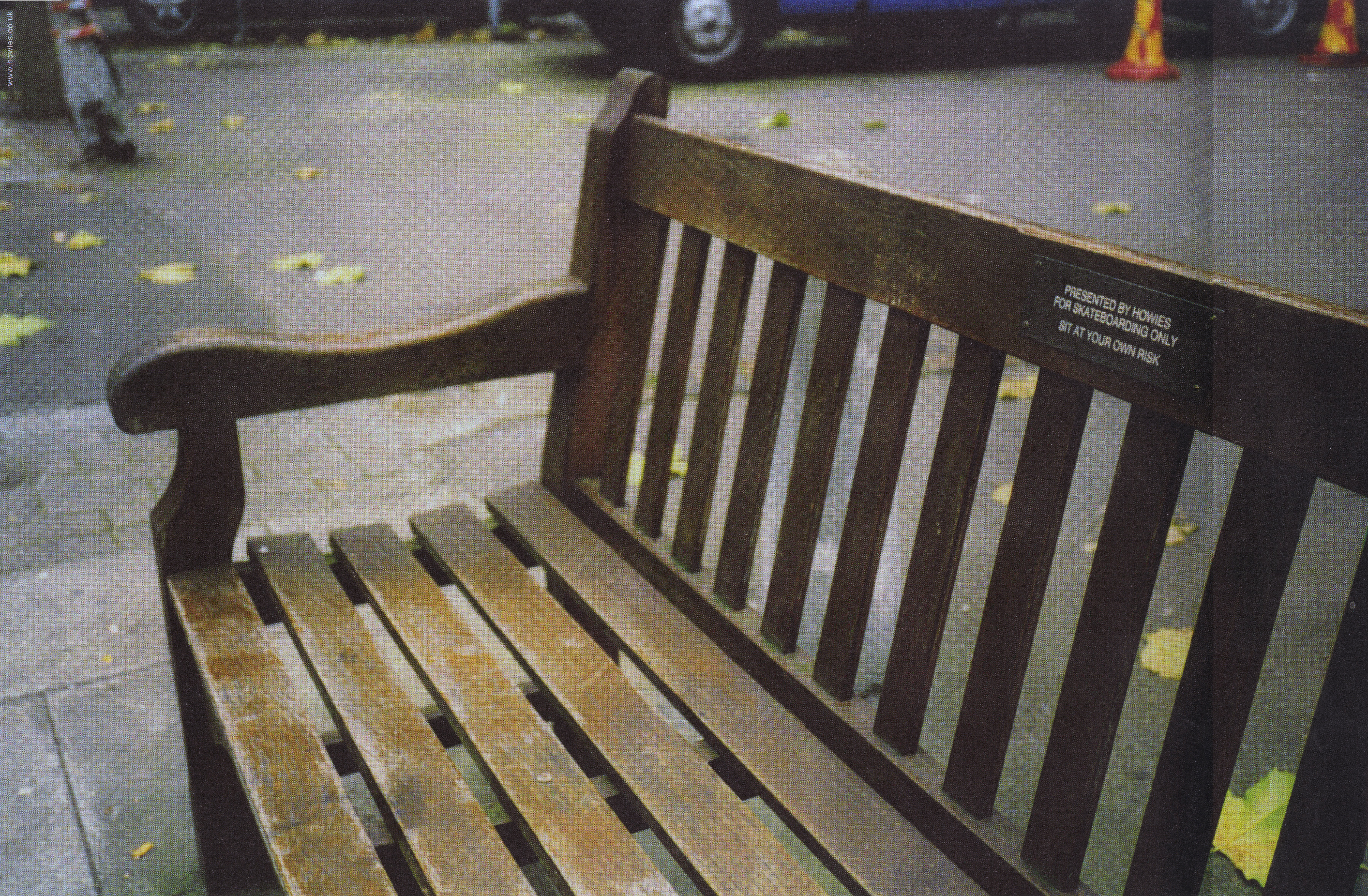 Howies:Bench:Dave Hieatt:AMV